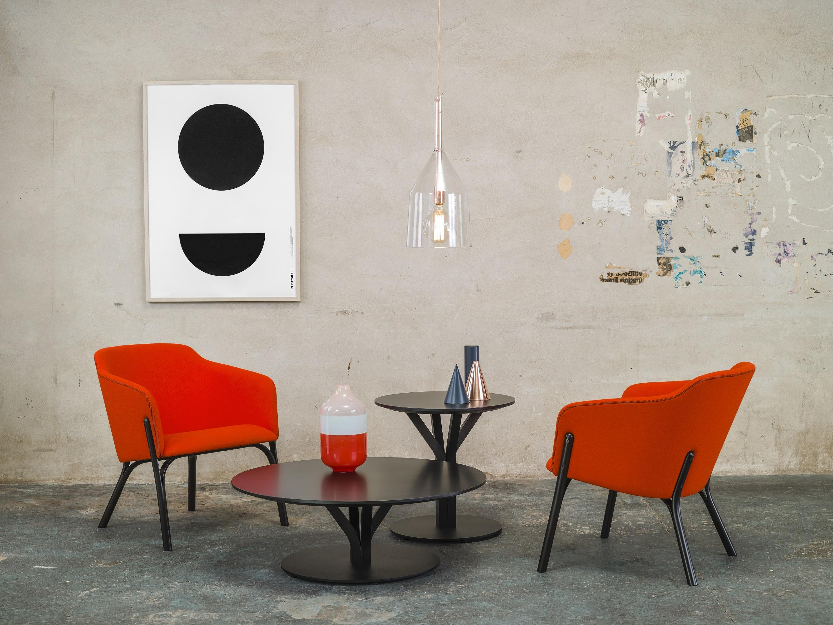 Split Armchair Chairs From Ton Architonic