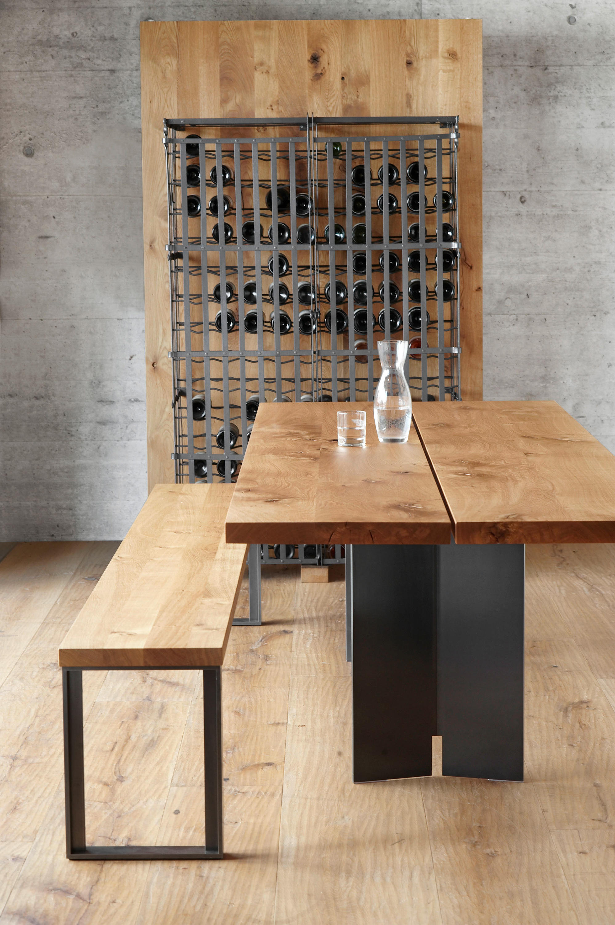 IGN. STEEL. BENCH. - Benches from Ign. Design.   Architonic