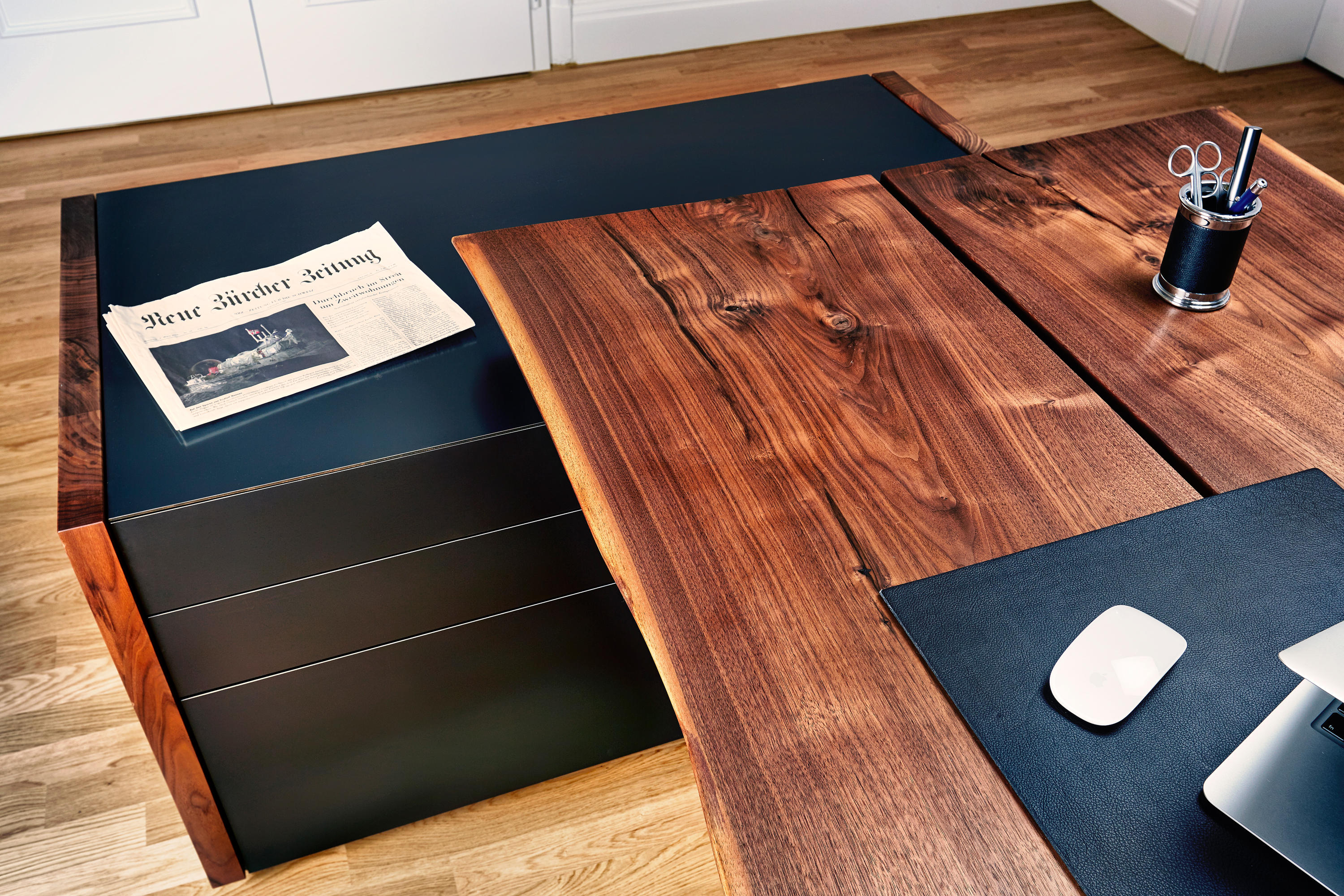 IGN. OFFICE. TIMBER. - Executive desks from Ign. Design.   Architonic