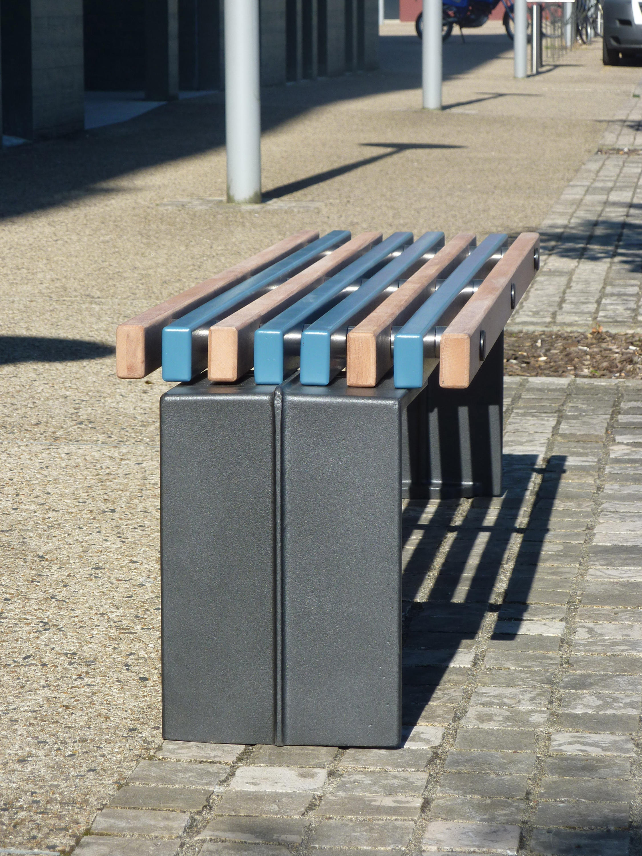 backless b exterior en urbain benches from by banquette bench stud concept product ocean architonic