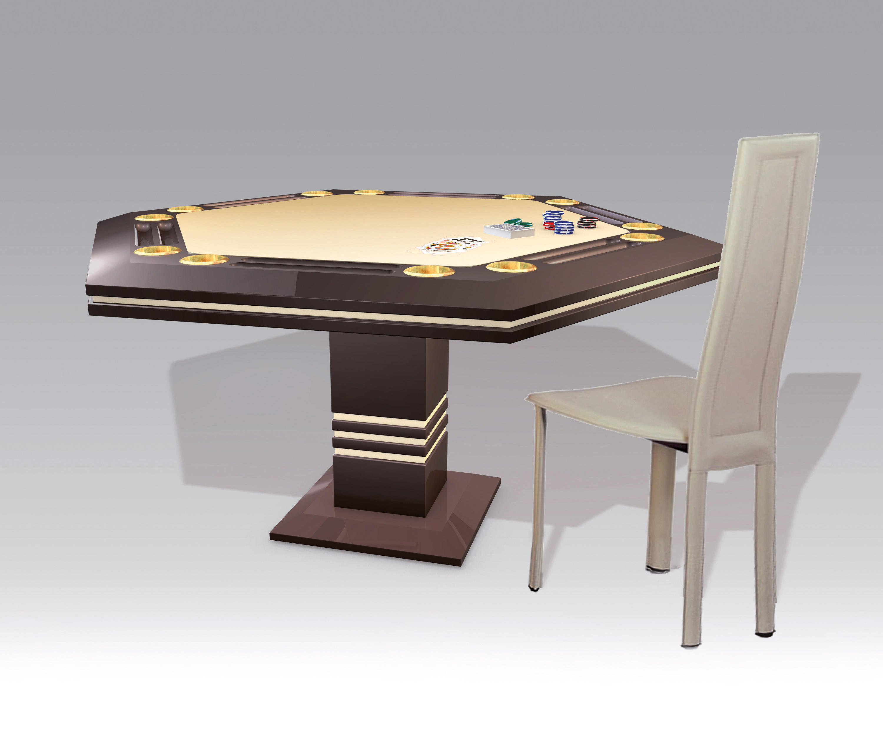 ANTARES - Pool Table Lighting De CHEVILLOTTE