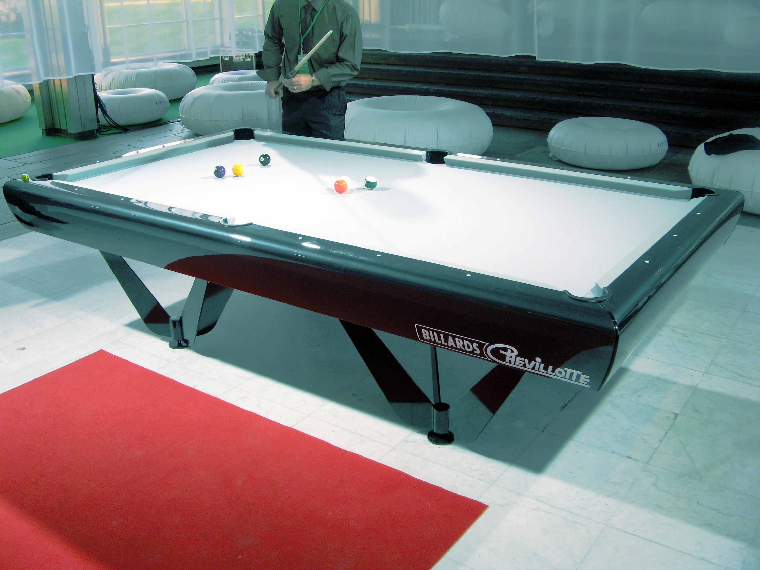 EUROPA MASTER Game Tables Billiard Tables From CHEVILLOTTE - Master pool table