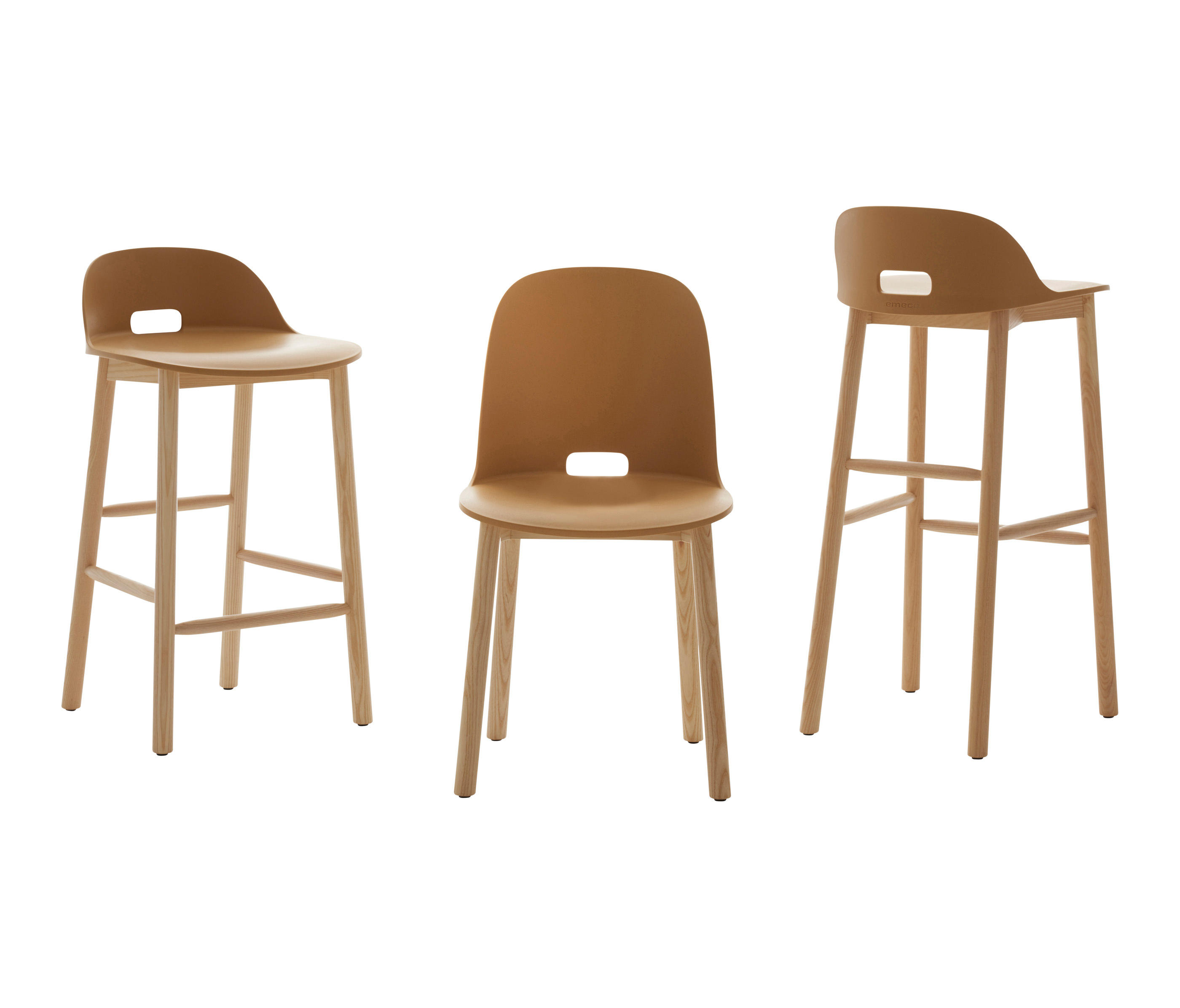 Alfi Chair High Back Chairs From Emeco Architonic
