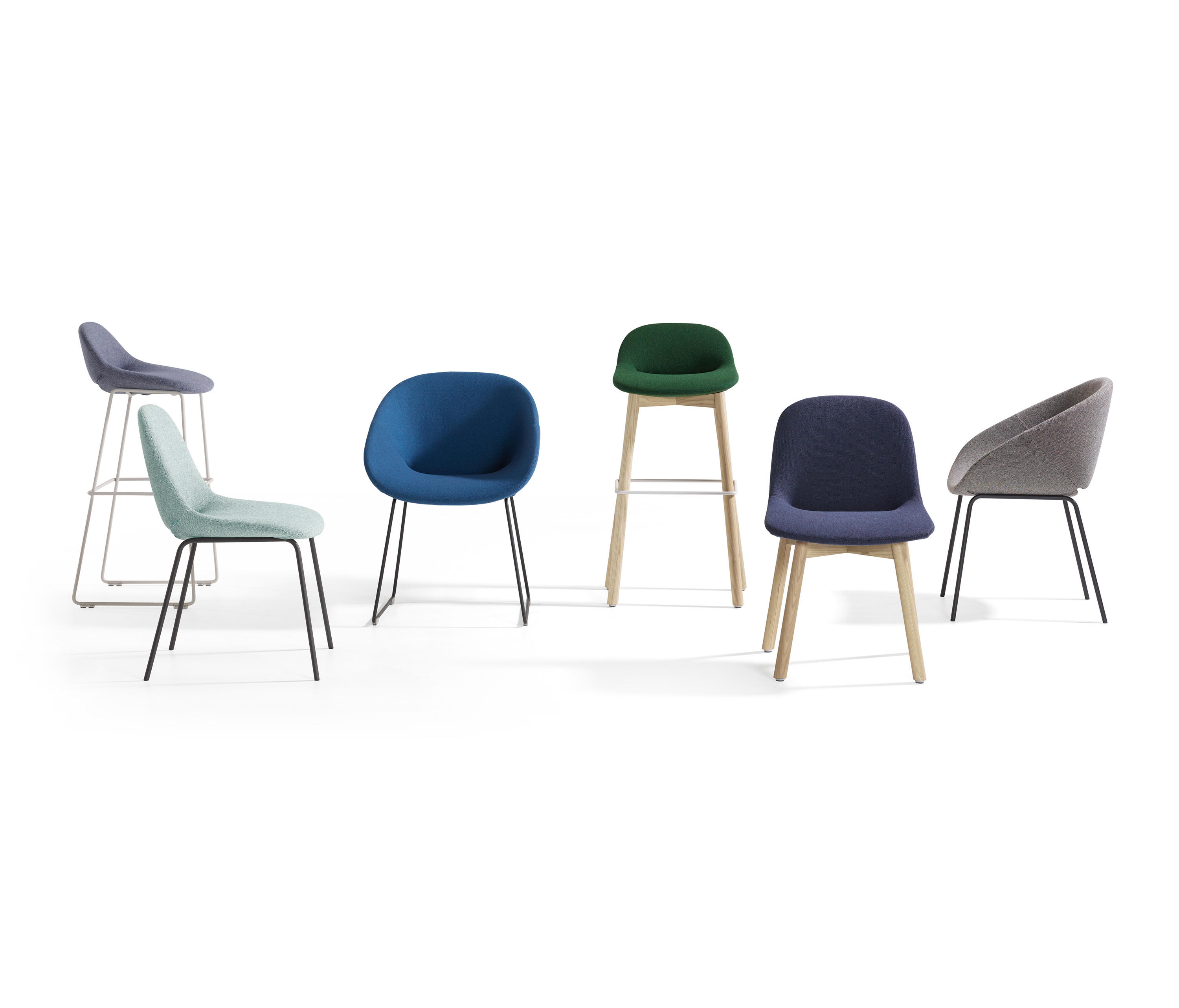 beso  visitors chairs  side chairs from artifort  architonic -  beso by artifort