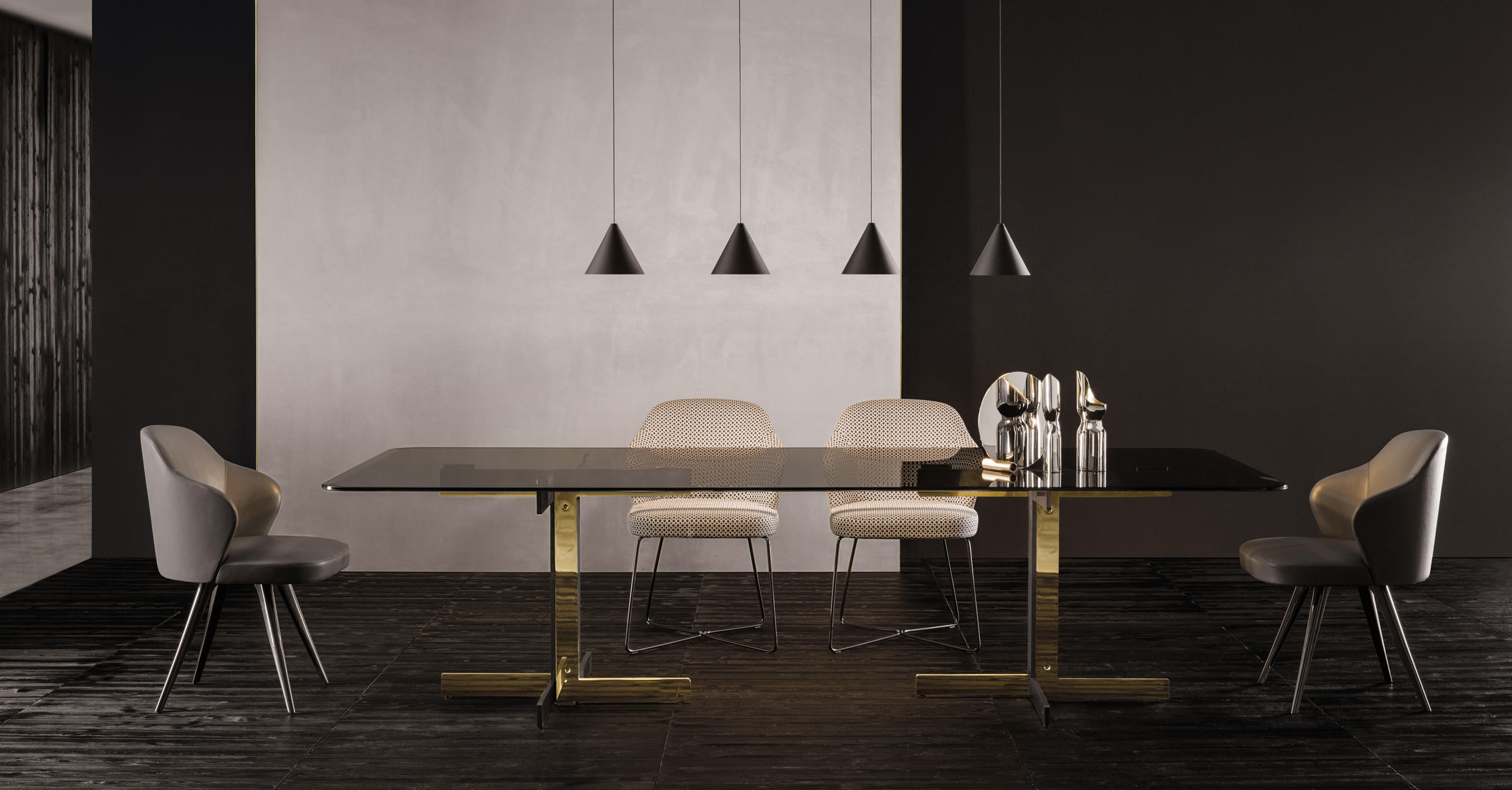 Catlin Quot Dining Quot Dining Tables From Minotti Architonic