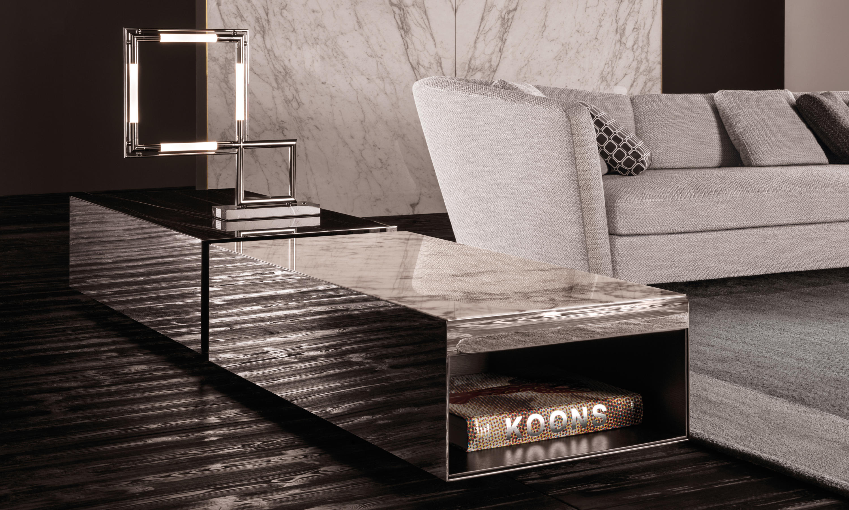 ELLIOTT Lounge tables from Minotti