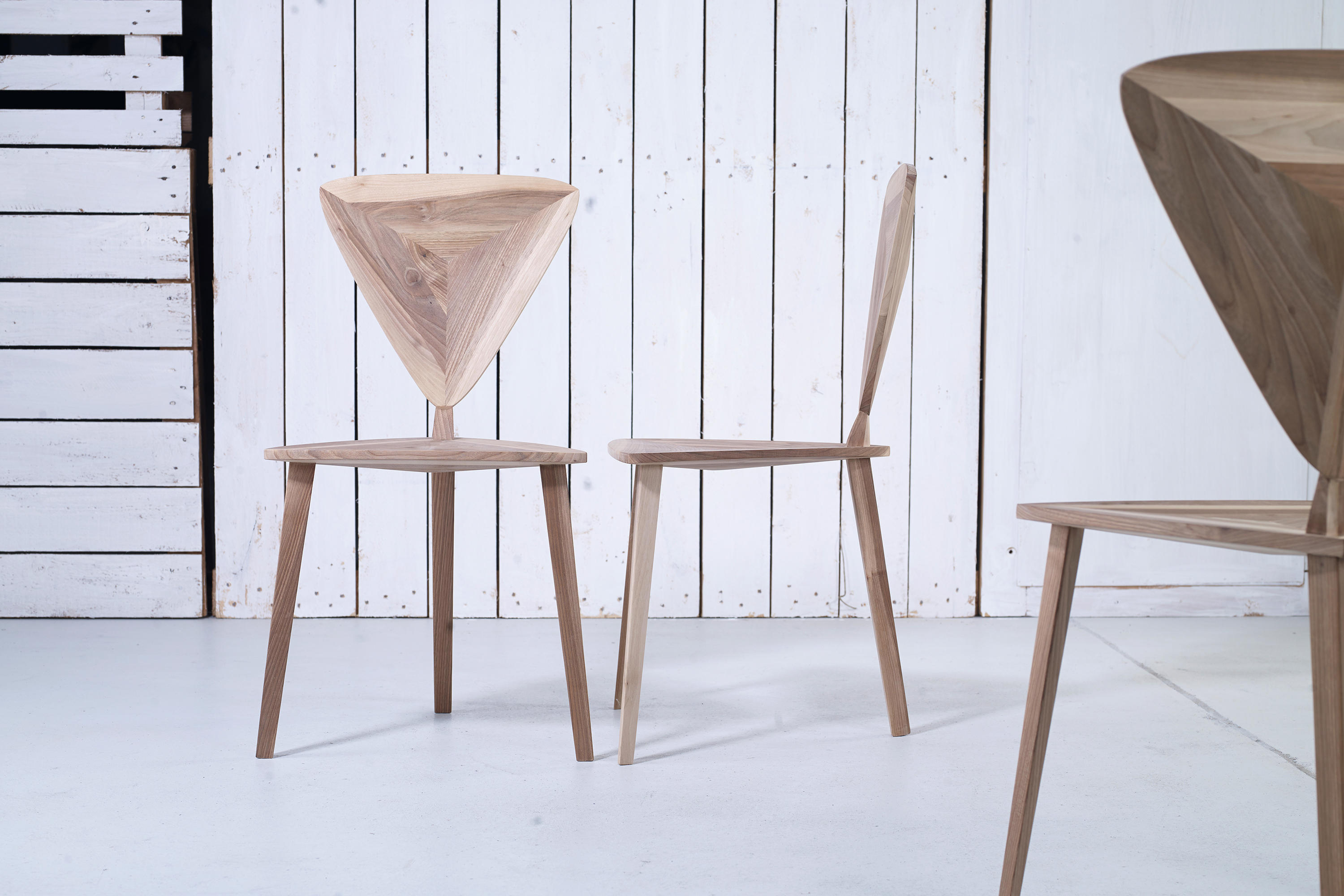 STEALTH CHAIR Restaurant chairs from Hookl und Stool