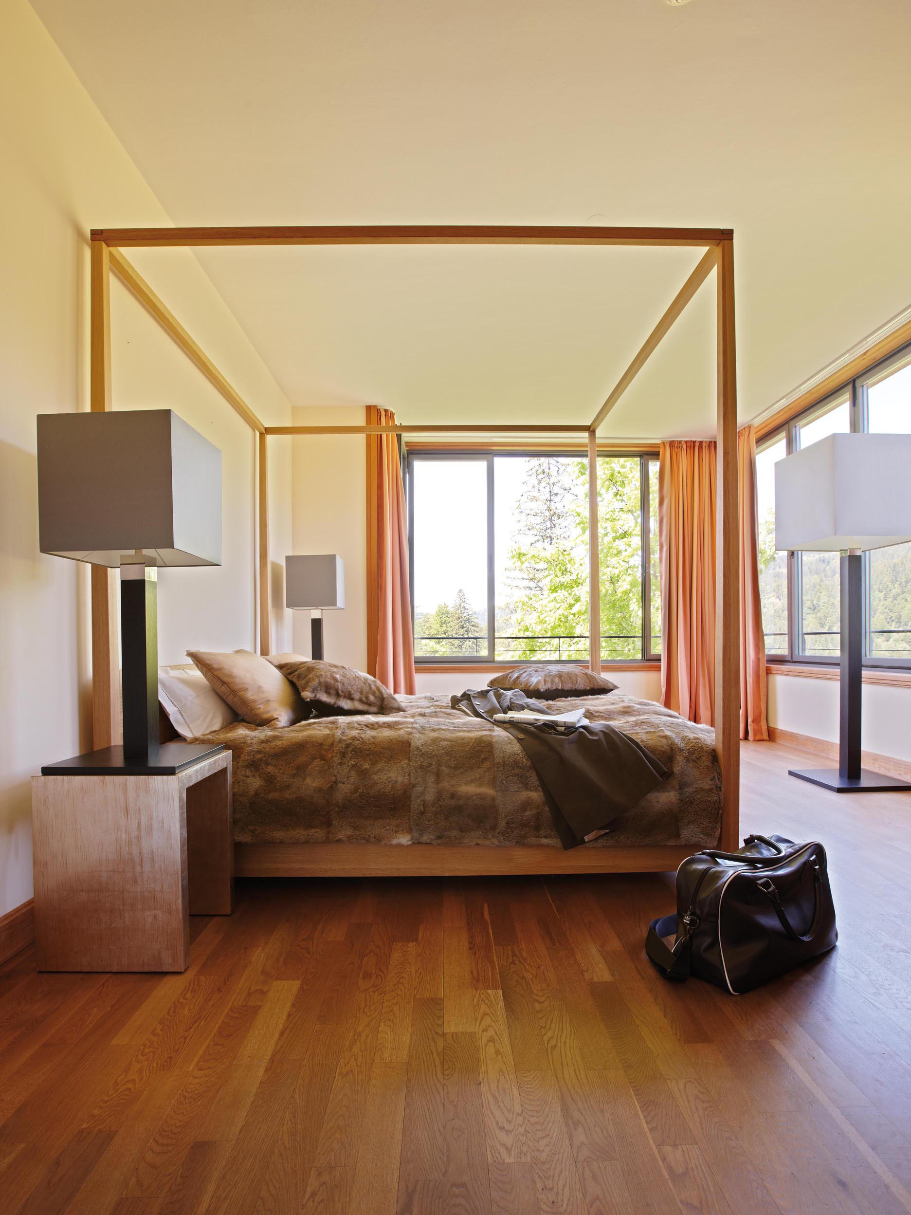 Himmelbett  ARKADIA HIMMELBETT 180 - Four poster beds from Lambert | Architonic
