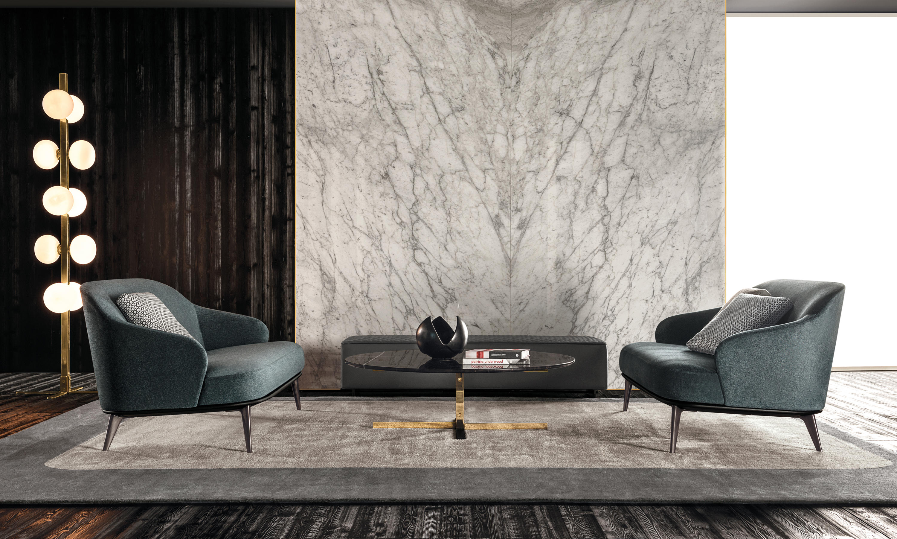 Leslie Sofa Sofas From Minotti Architonic