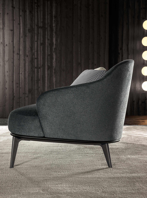 leslie sofa sofas from minotti architonic. Black Bedroom Furniture Sets. Home Design Ideas