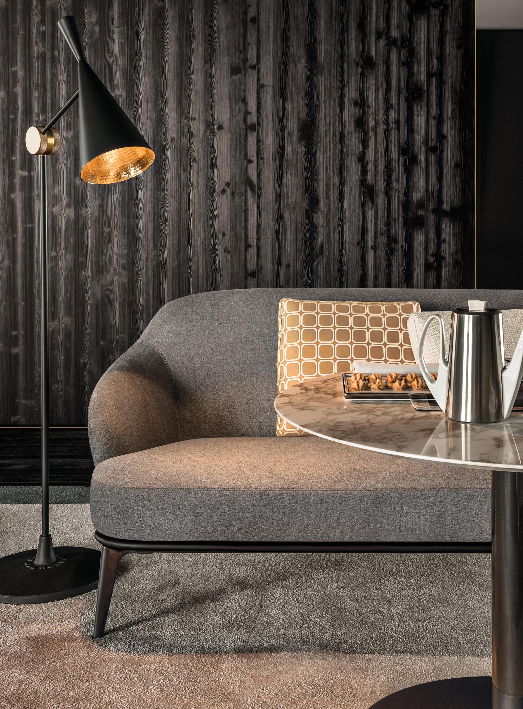 Leslie Sofa Lounge Sofas From Minotti Architonic