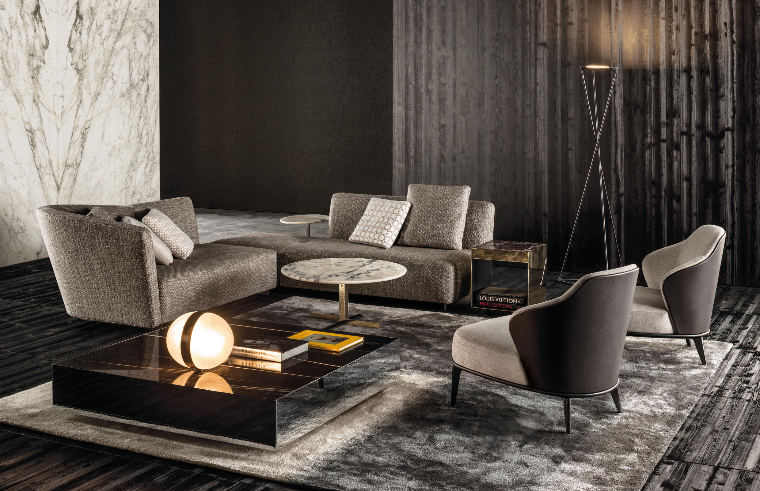 Lounge Seymour By Minotti · Lounge Seymour By Minotti ...
