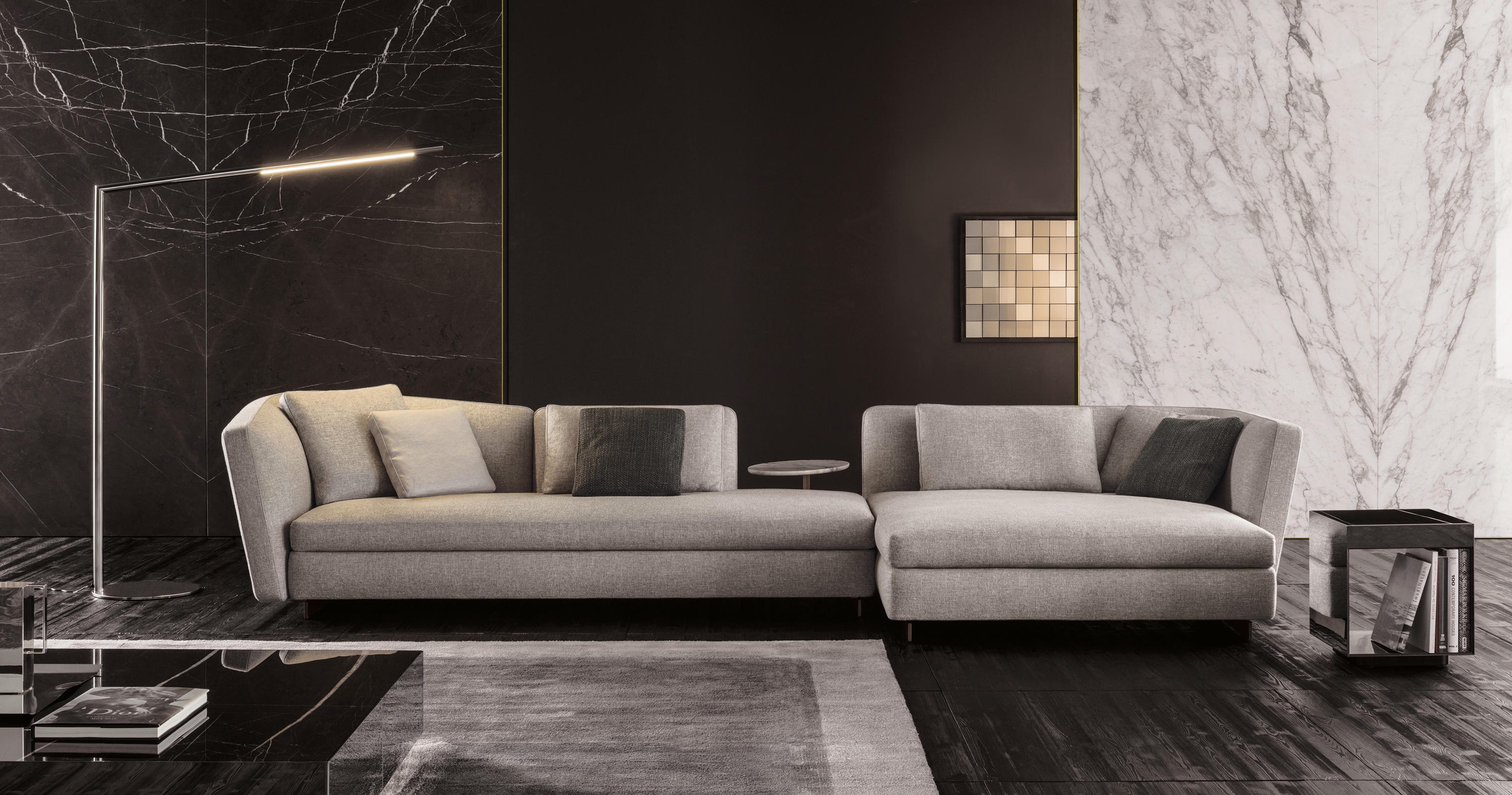Seymour Sofas From Minotti Architonic