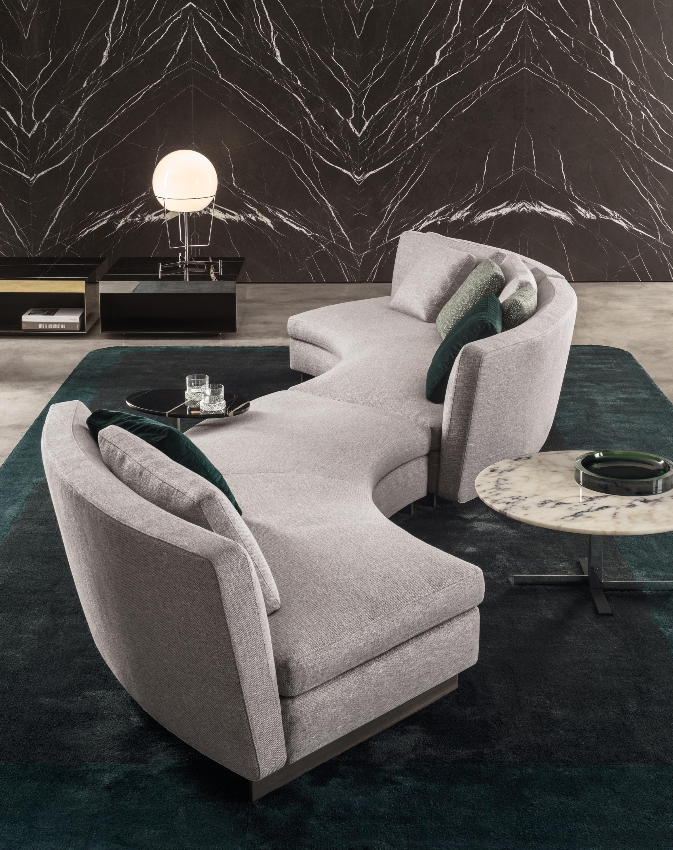 Seymour Modular Sofa Systems From Minotti Architonic