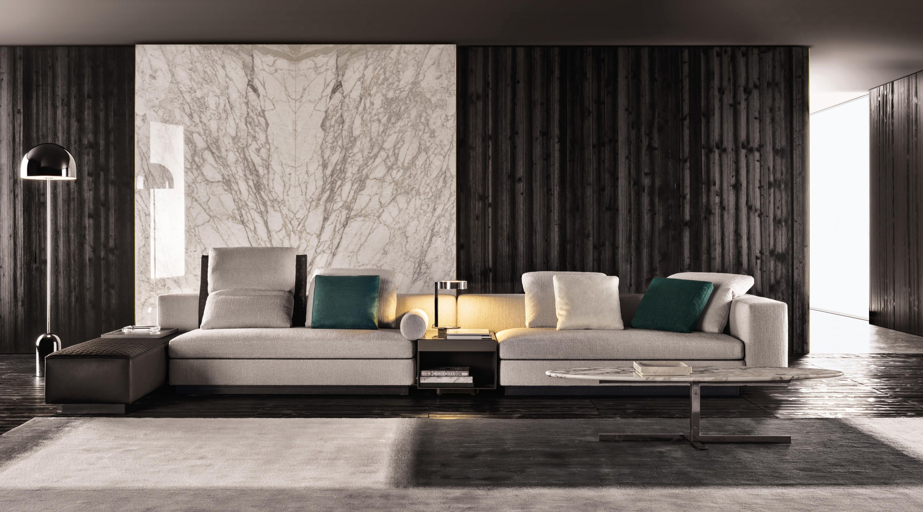 Yang Sofas From Minotti Architonic