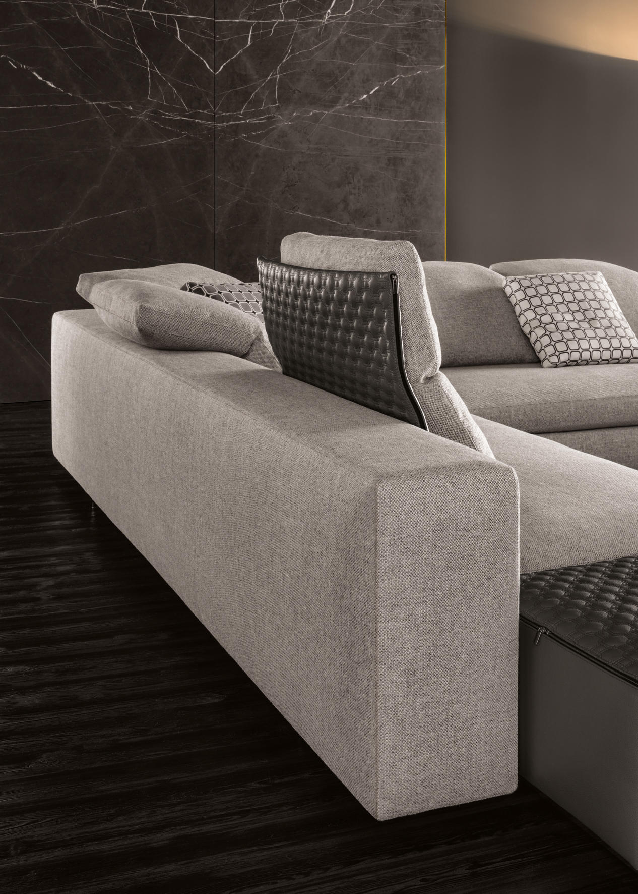 Yang Seating System Sofas From Minotti Architonic