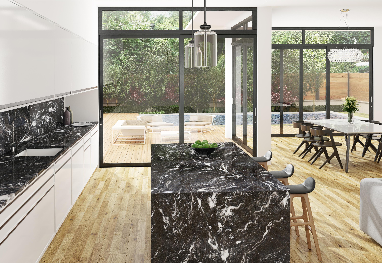 Granite collection cheyenne polished plans de travail de for Levantina de granitos