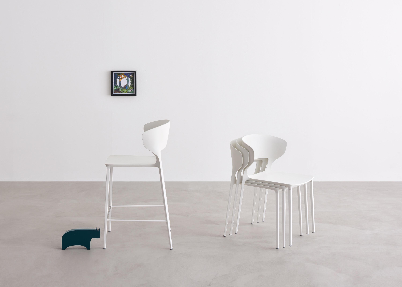 Koki Chair Restaurant Chairs From Desalto Architonic