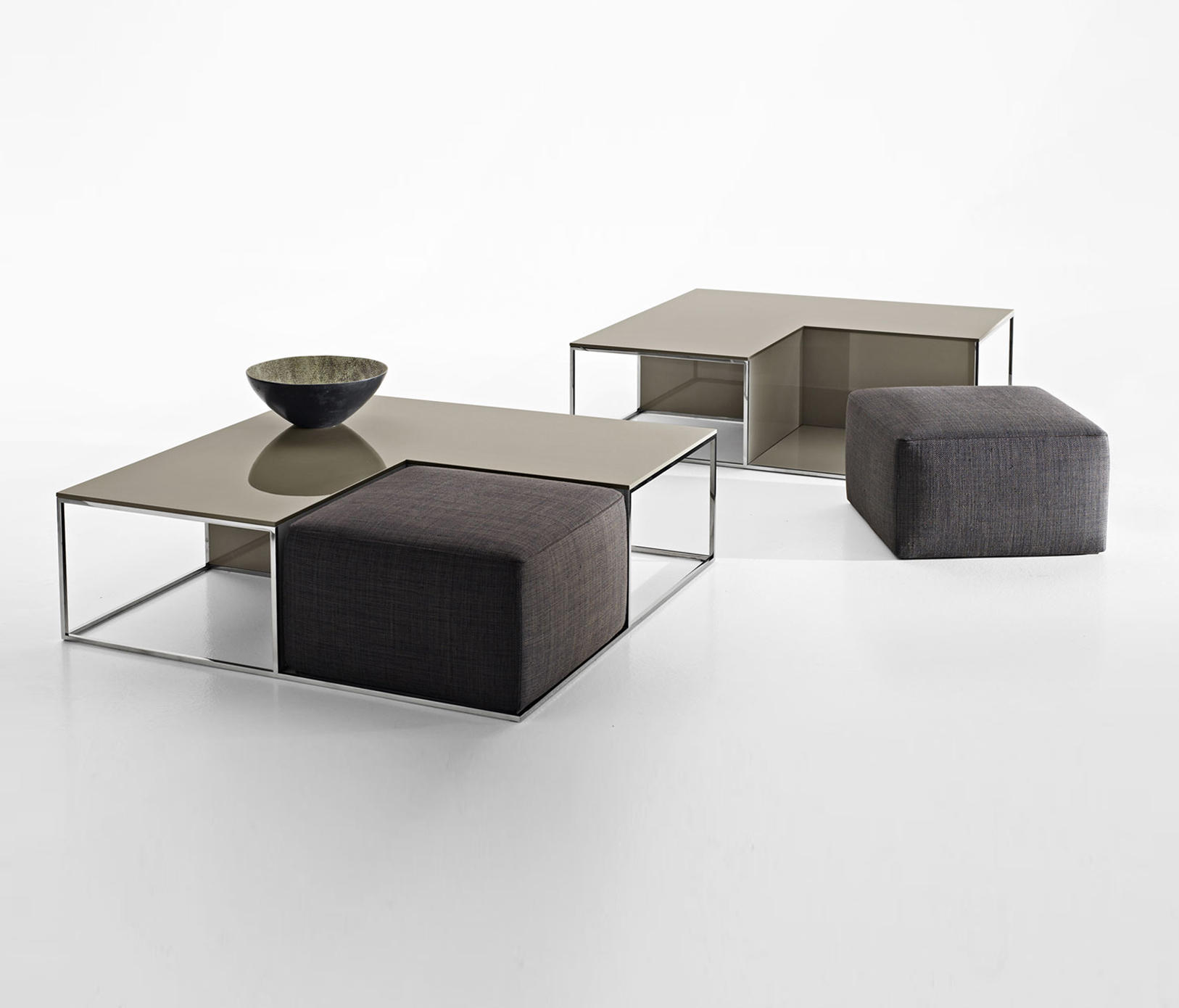 AREA Lounge tables from B&B Italia
