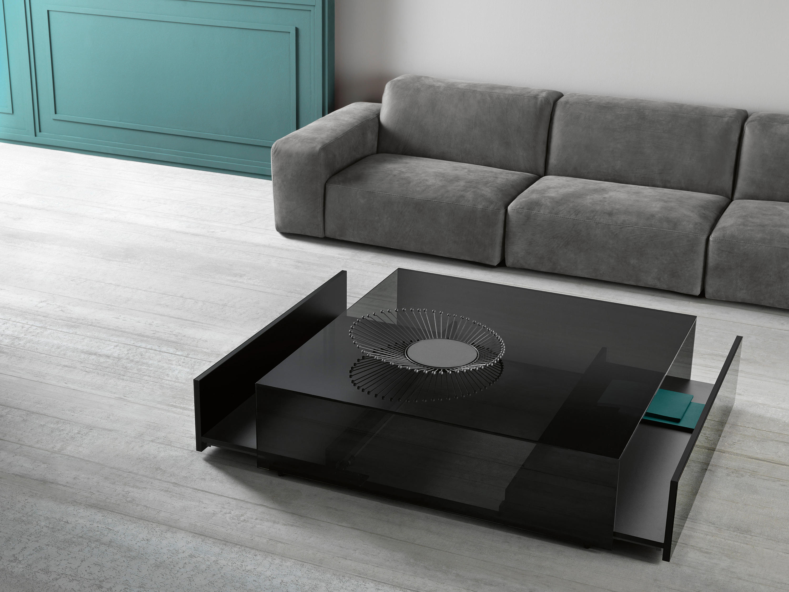 Gotham Side Table By Tonelli ...