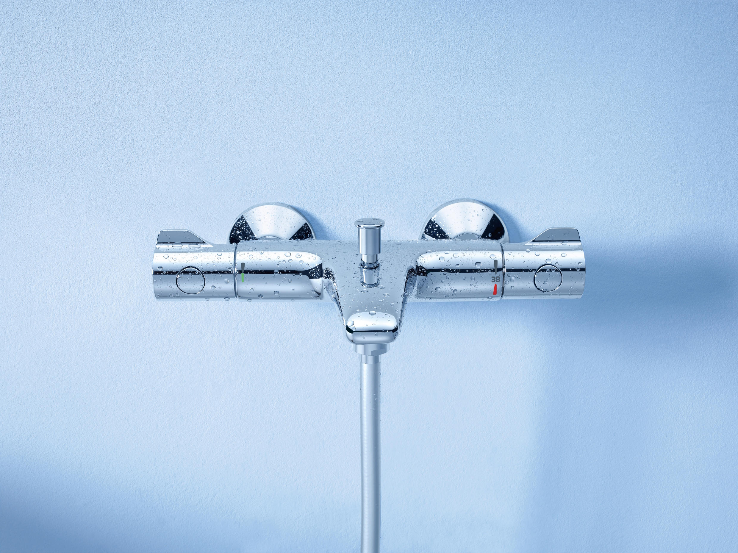 GROHTHERM 800 THERMOSTATIC SHOWER MIXER 1/2\