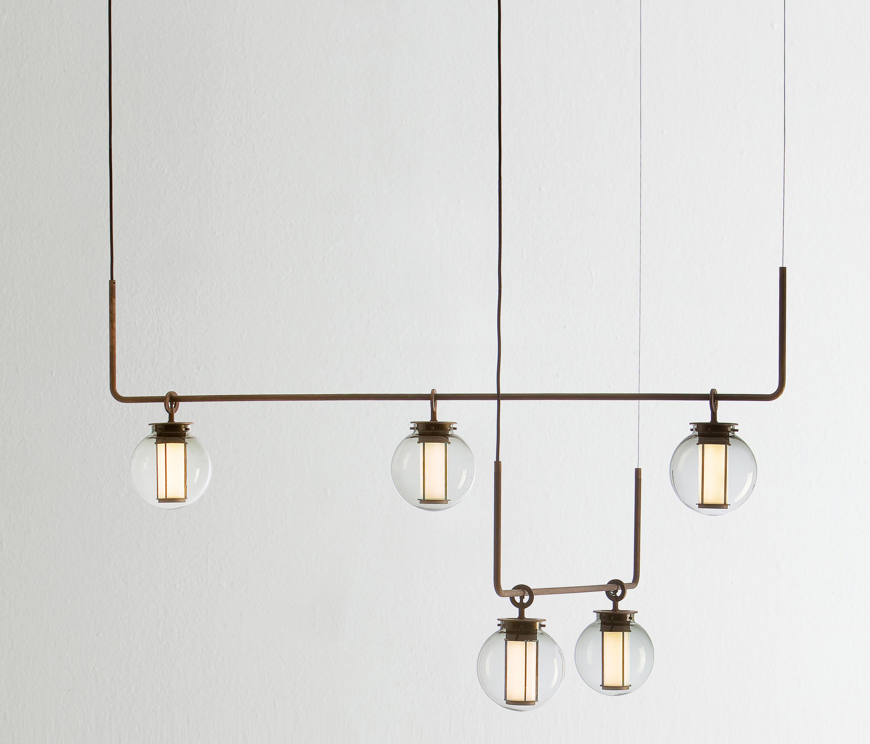Bai Di Di by PARACHILNA & BAI DI DI - Pendant lights in steel from PARACHILNA | Architonic azcodes.com