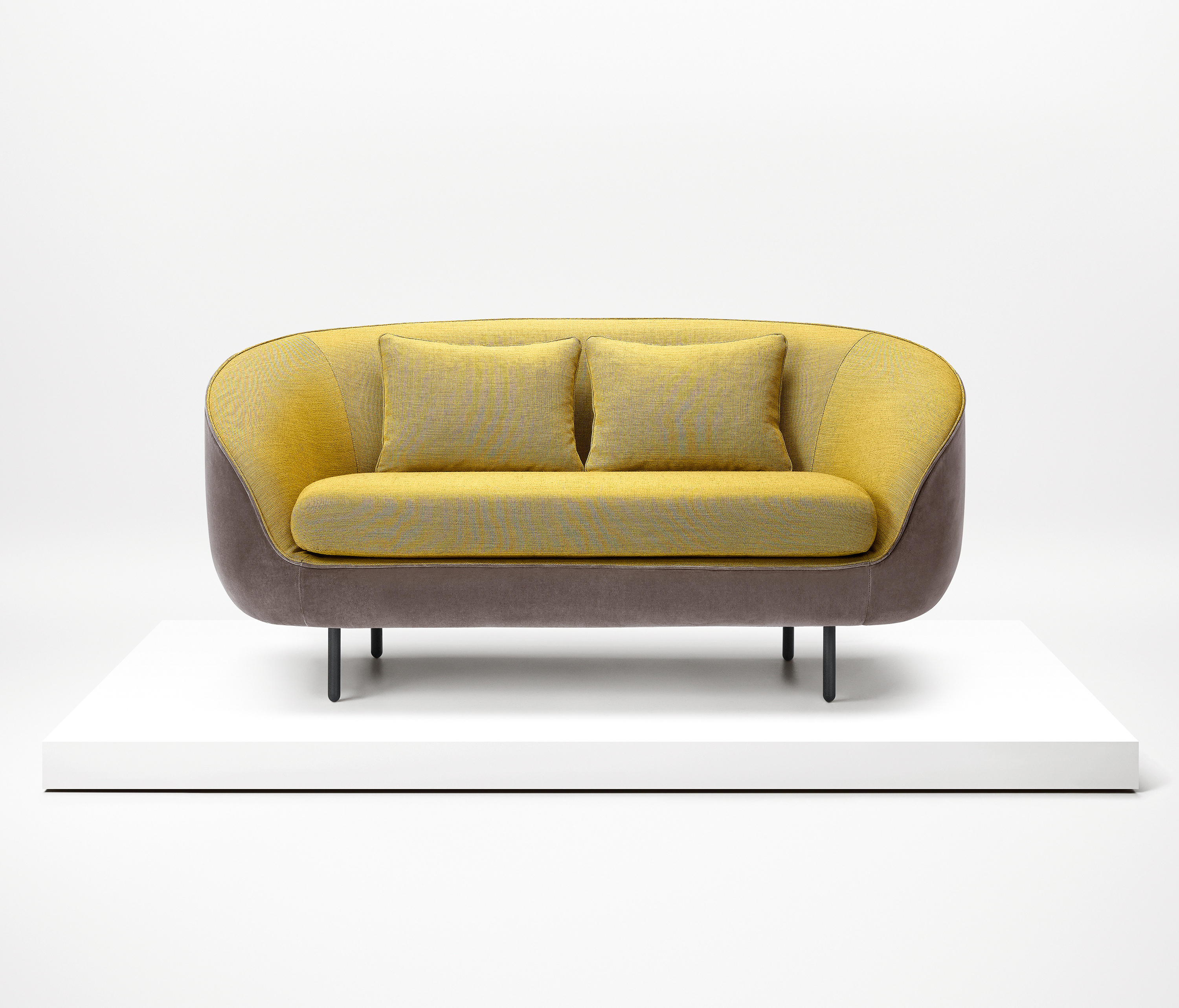 ... Haiku Low (3 Seater) By Fredericia Furniture