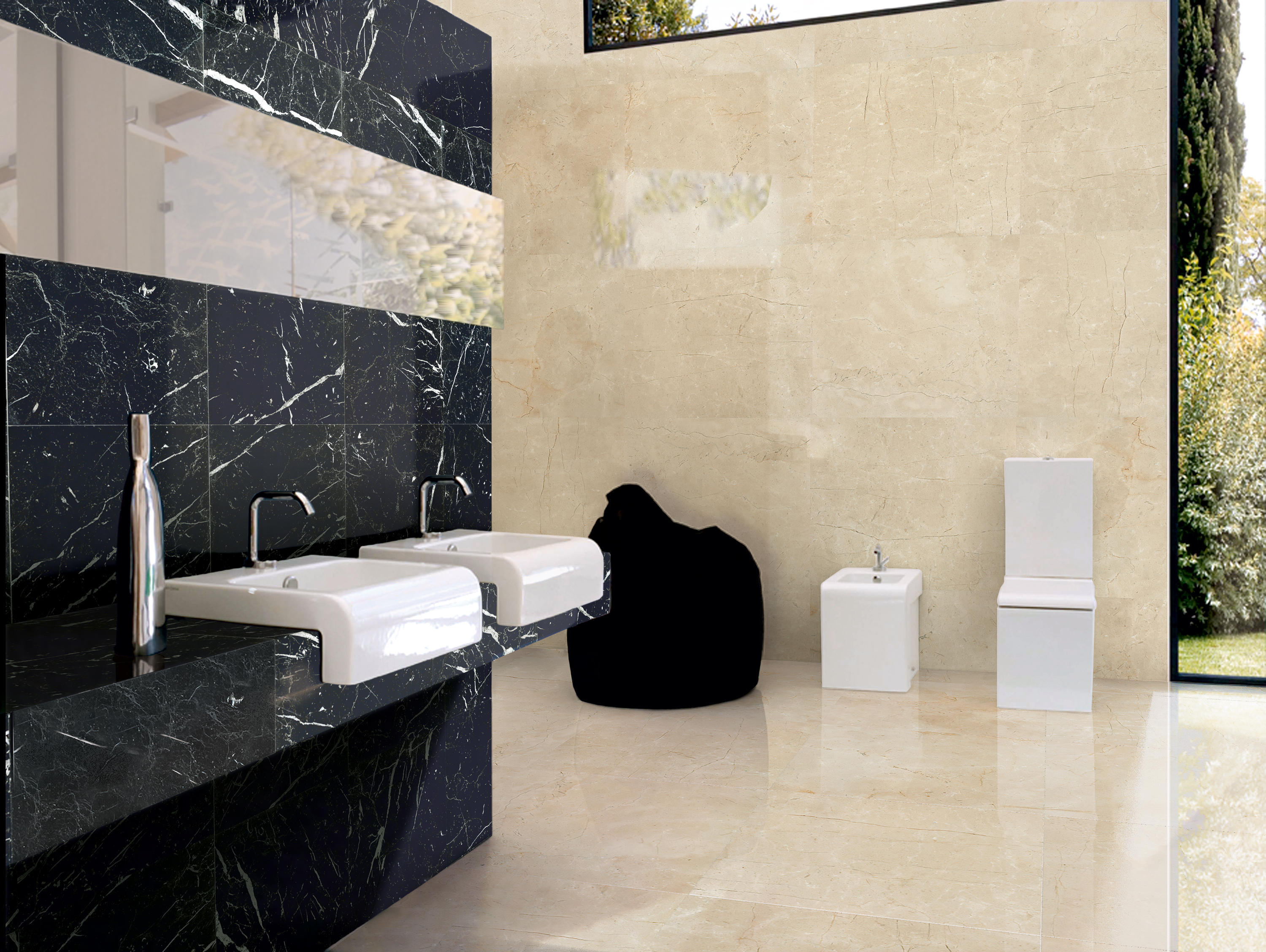 Crema Marfil Natural Stone Panels From Levantina