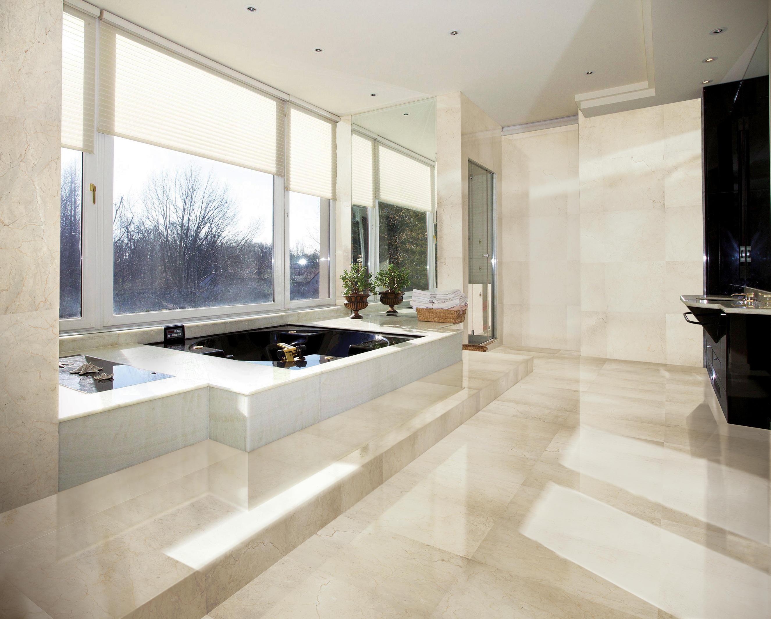 Marble cream mediterranean pearl natural stone panels from marble cream mediterranean pearl by levantina dailygadgetfo Gallery