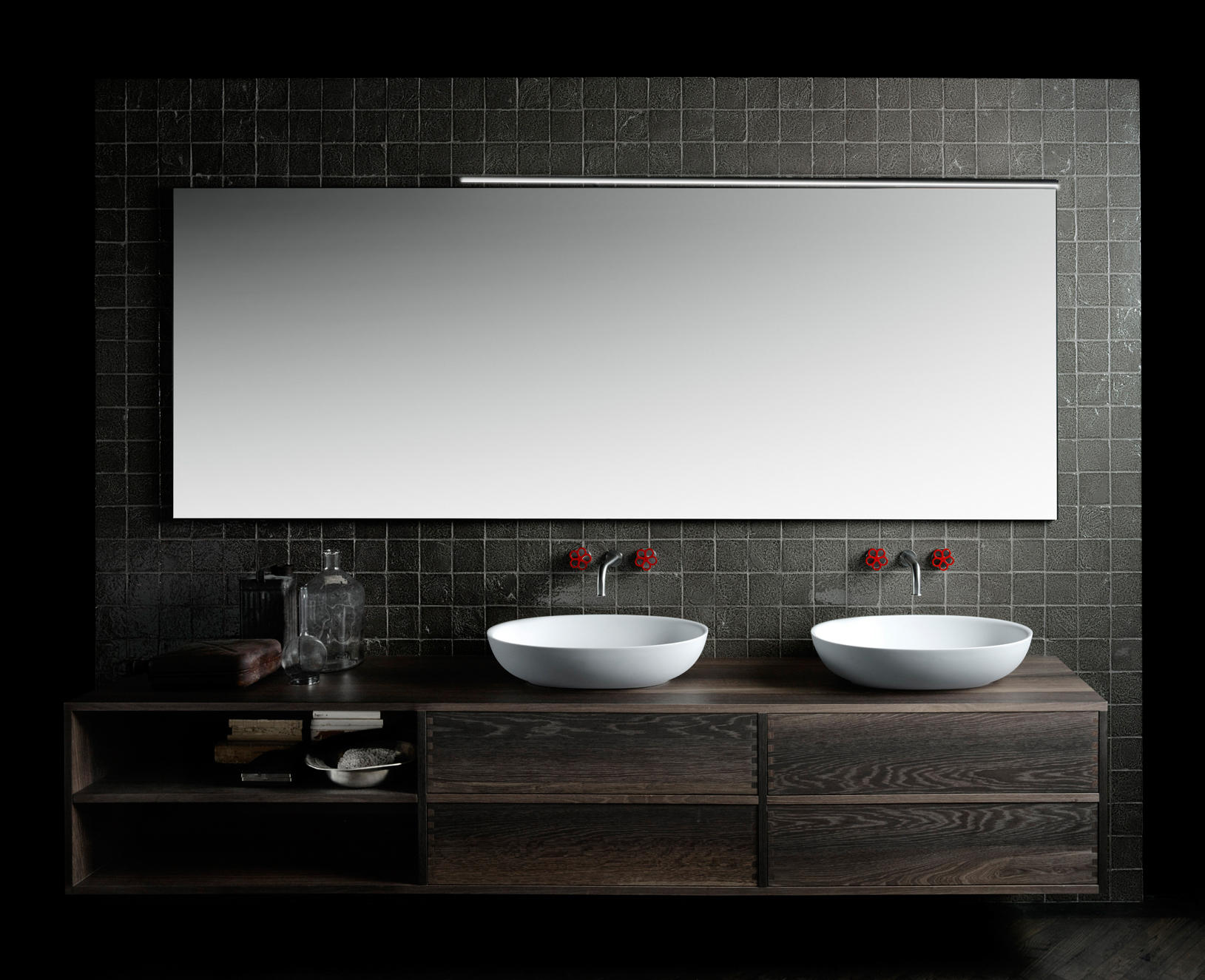 fisher island wash basins from boffi architonic. Black Bedroom Furniture Sets. Home Design Ideas