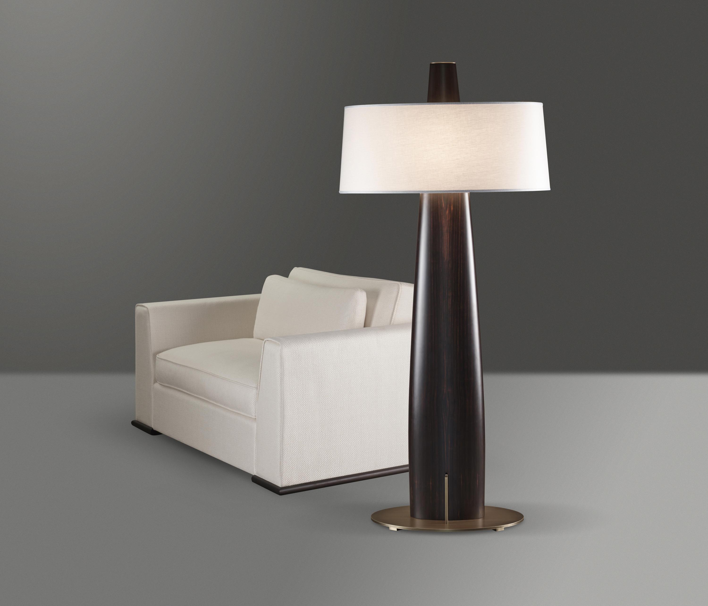 Fosca Floor Lamp Free Standing Lights From Promemoria