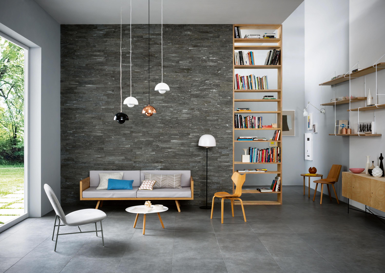 Mystone silverstone beige piastrelle ceramica marazzi group