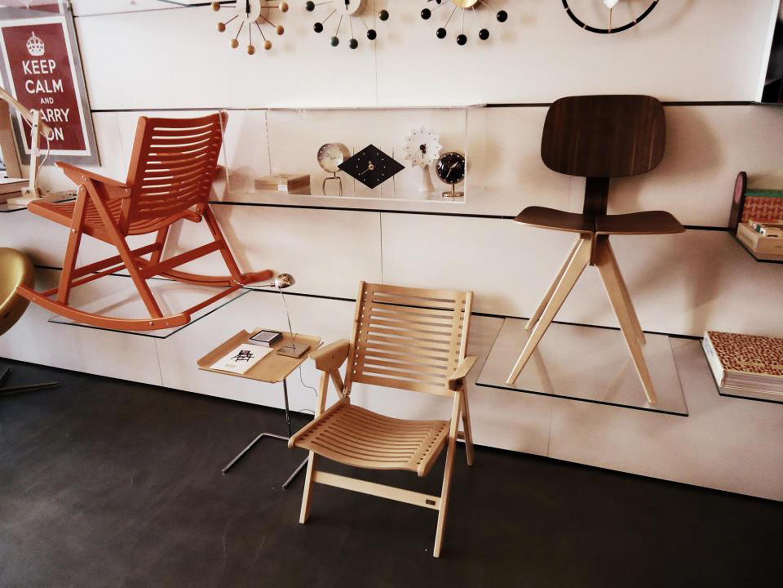 Incredible Rex Lounge Chair Black Designer Furniture Architonic Theyellowbook Wood Chair Design Ideas Theyellowbookinfo