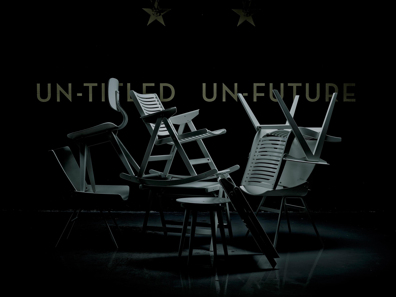 Wondrous Rex Rocking Chair Dark Brown Architonic Andrewgaddart Wooden Chair Designs For Living Room Andrewgaddartcom