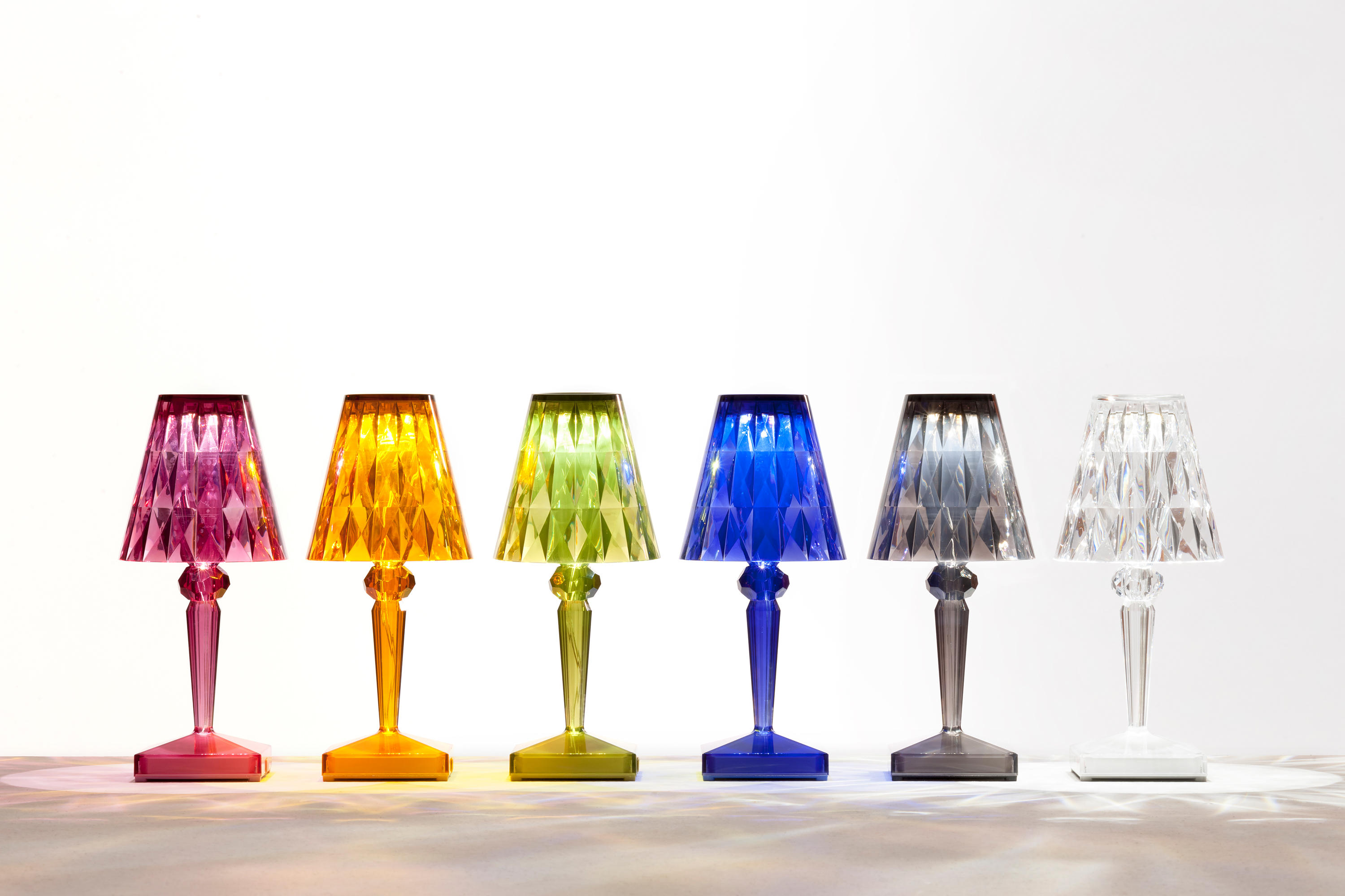 Battery General Lighting From Kartell Architonic