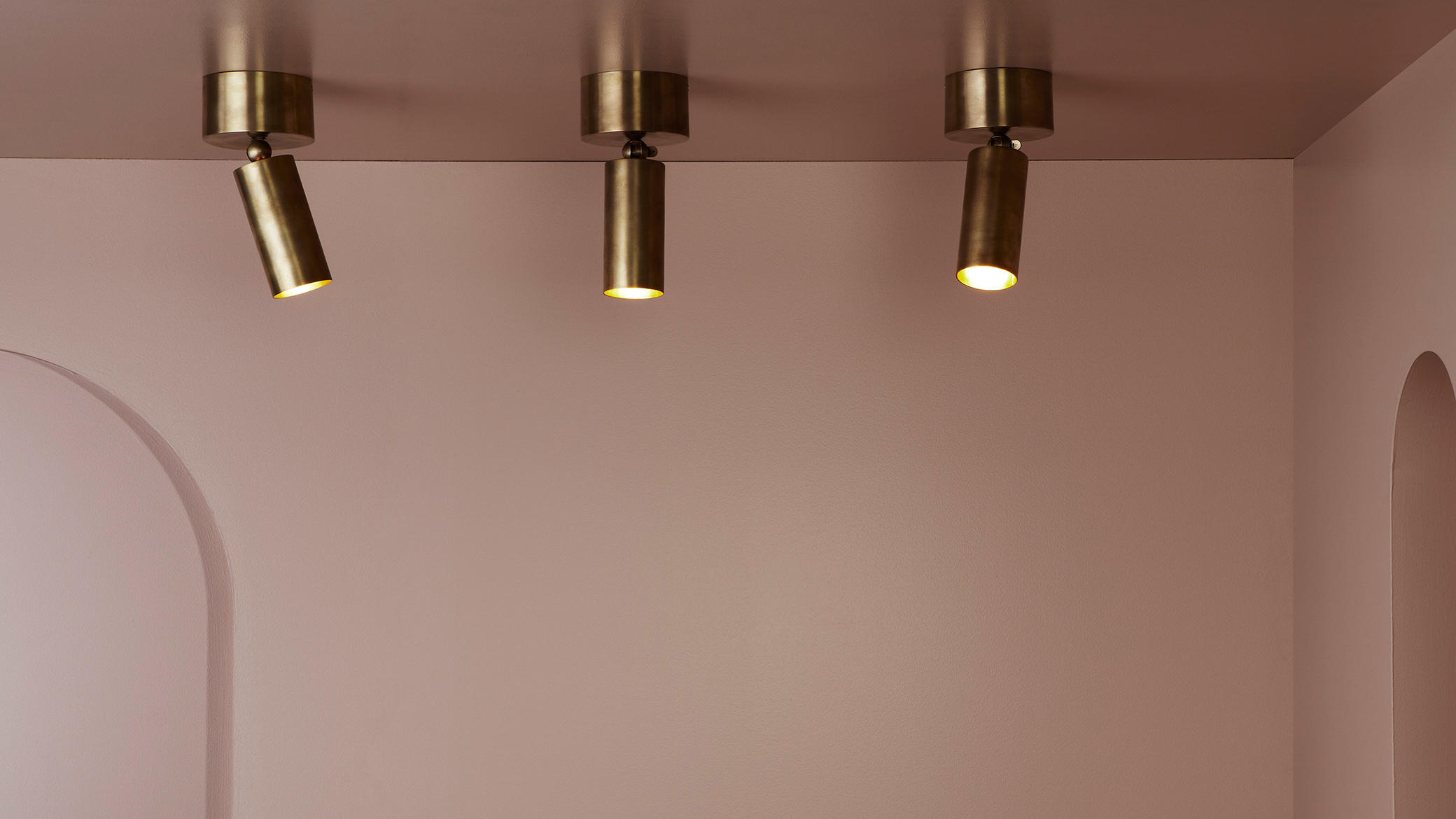 Cylinder Down Light Ceiling Lights From Apparatus