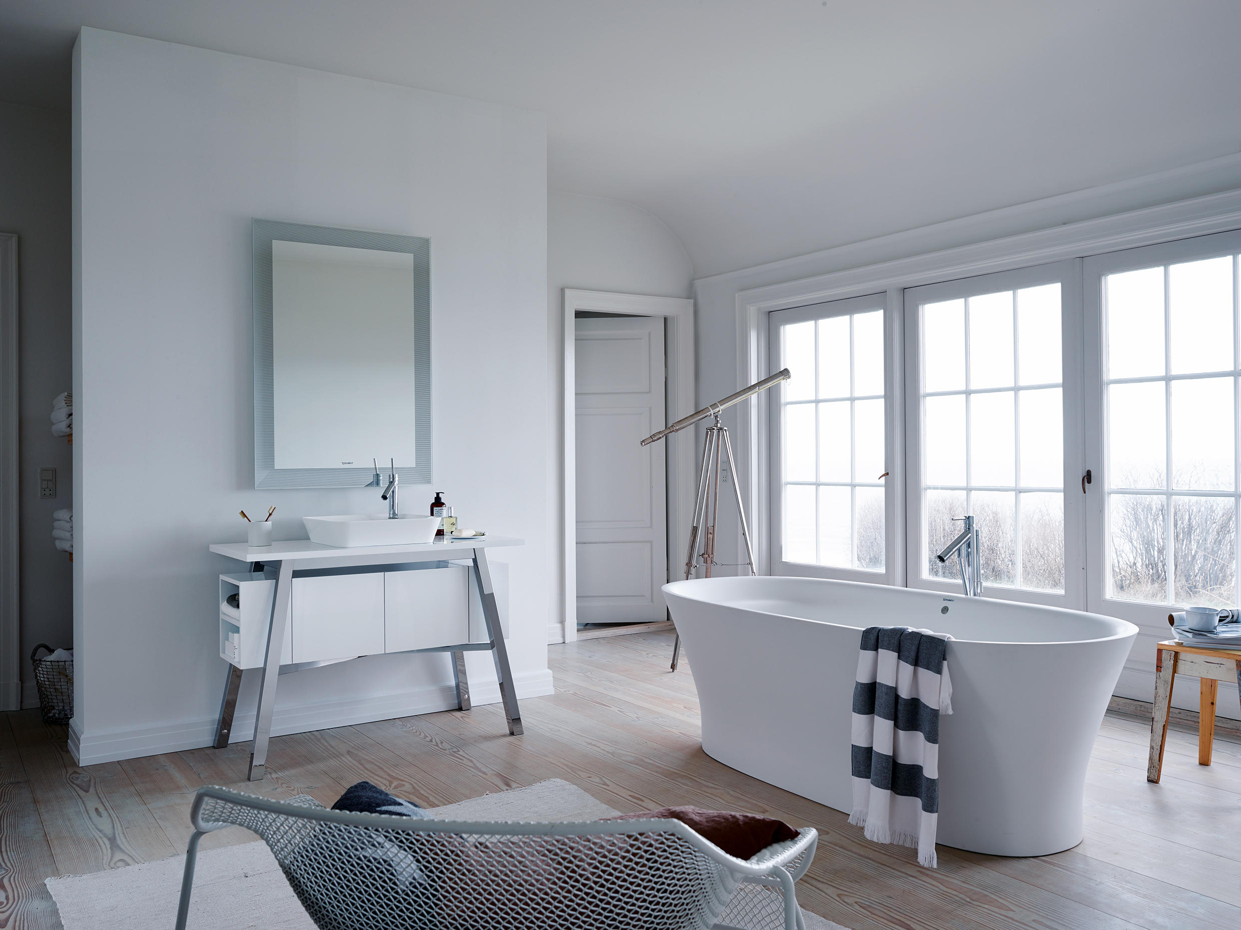 br baths from tub duravit product easyclick free en architonic standing by