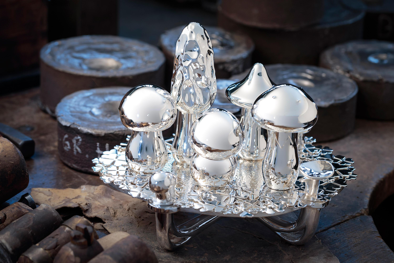 schön in der Farbe 2019 authentisch suchen WOLFGANG JOOP – MAGIC MUSHROOMS - Salt & pepper shakers from ...