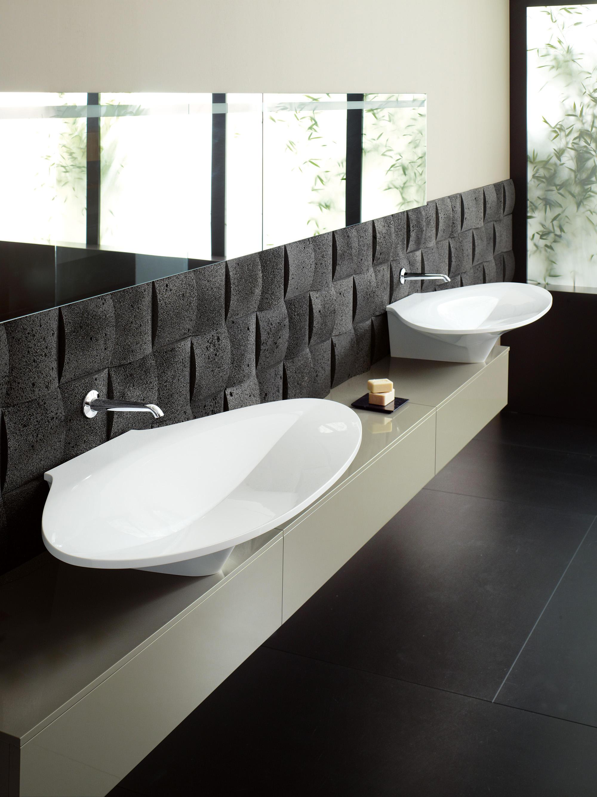 pli colonne armoires de salle de bains de burgbad. Black Bedroom Furniture Sets. Home Design Ideas