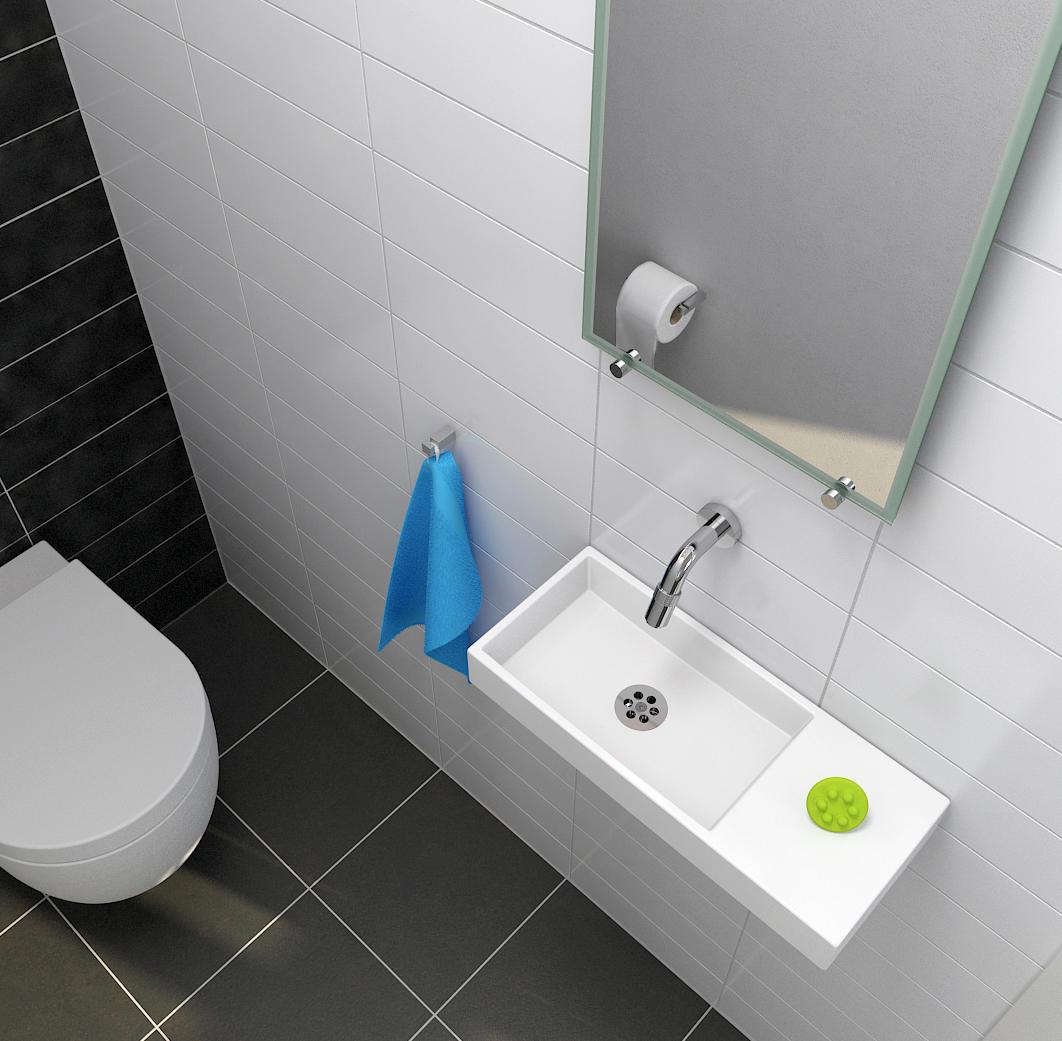 Mini Fontein Toilet.Mini Wash Me Wash Hand Basin Cl 03 03130 Wash Basins From Clou