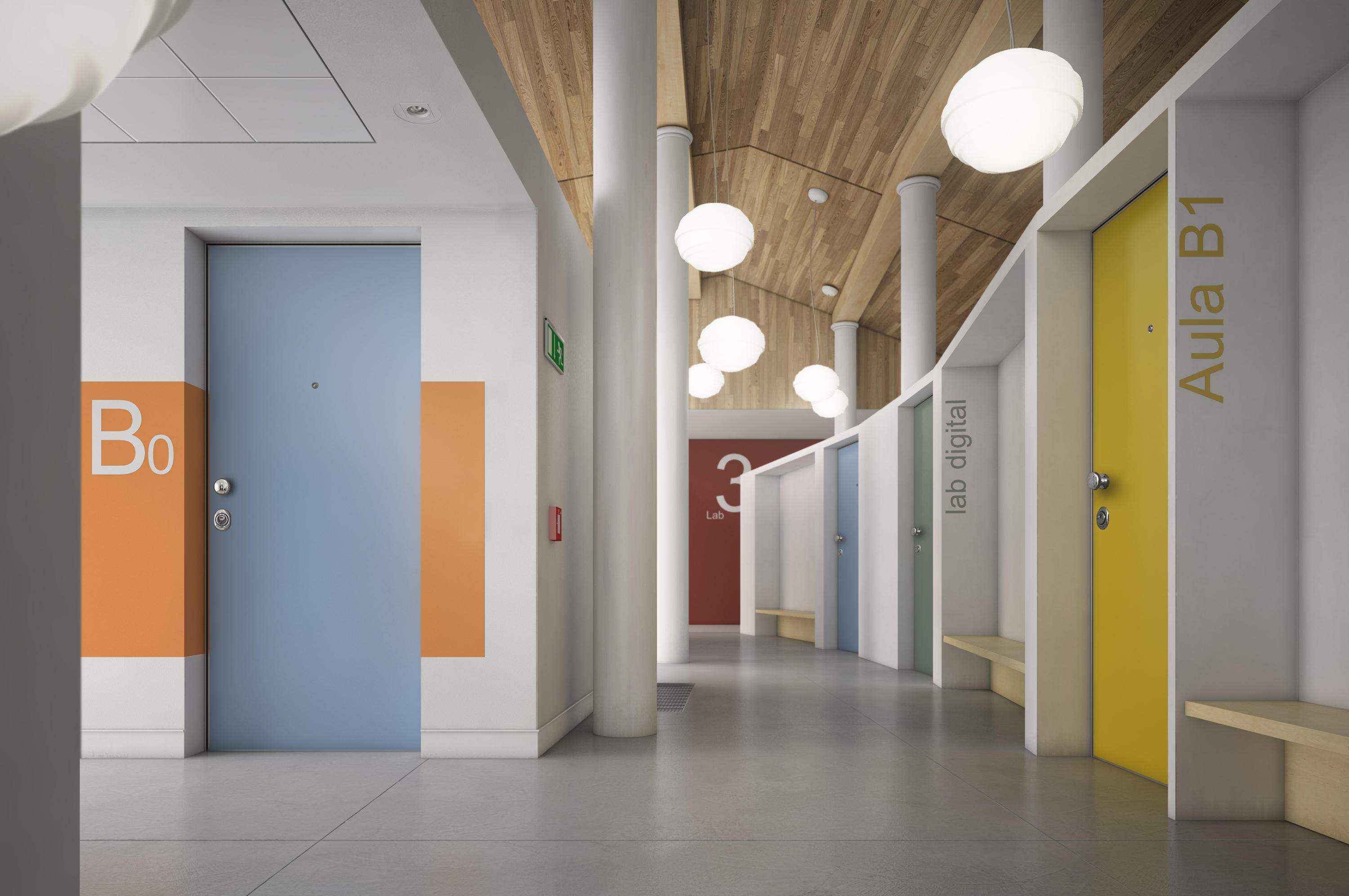 Project Internal Doors From Oikos Architonic