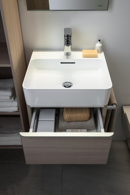 val einbauwaschtisch von oben waschtische von laufen architonic. Black Bedroom Furniture Sets. Home Design Ideas