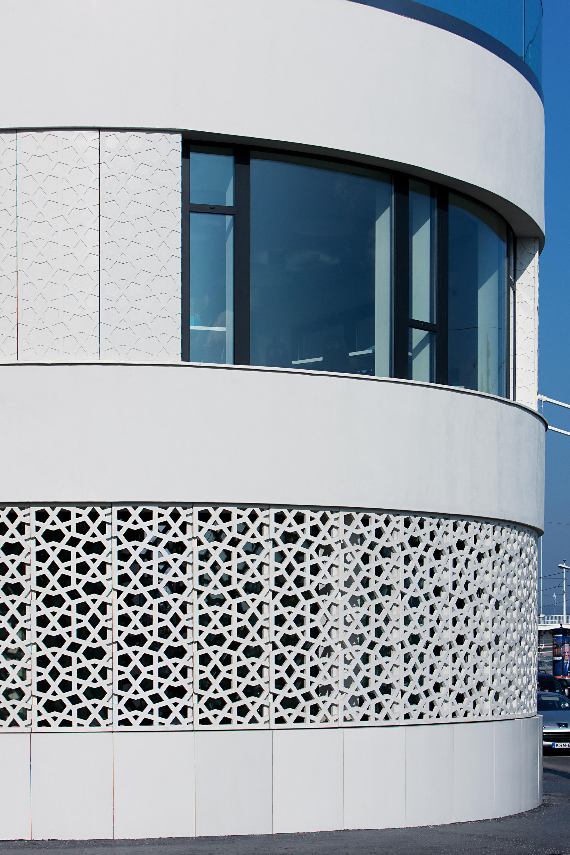 Perforated Panels Concrete Panels From Ivanka Architonic