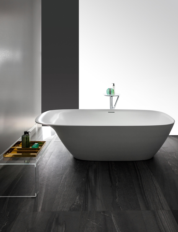 ino badewanne freistehend freistehend von laufen architonic. Black Bedroom Furniture Sets. Home Design Ideas