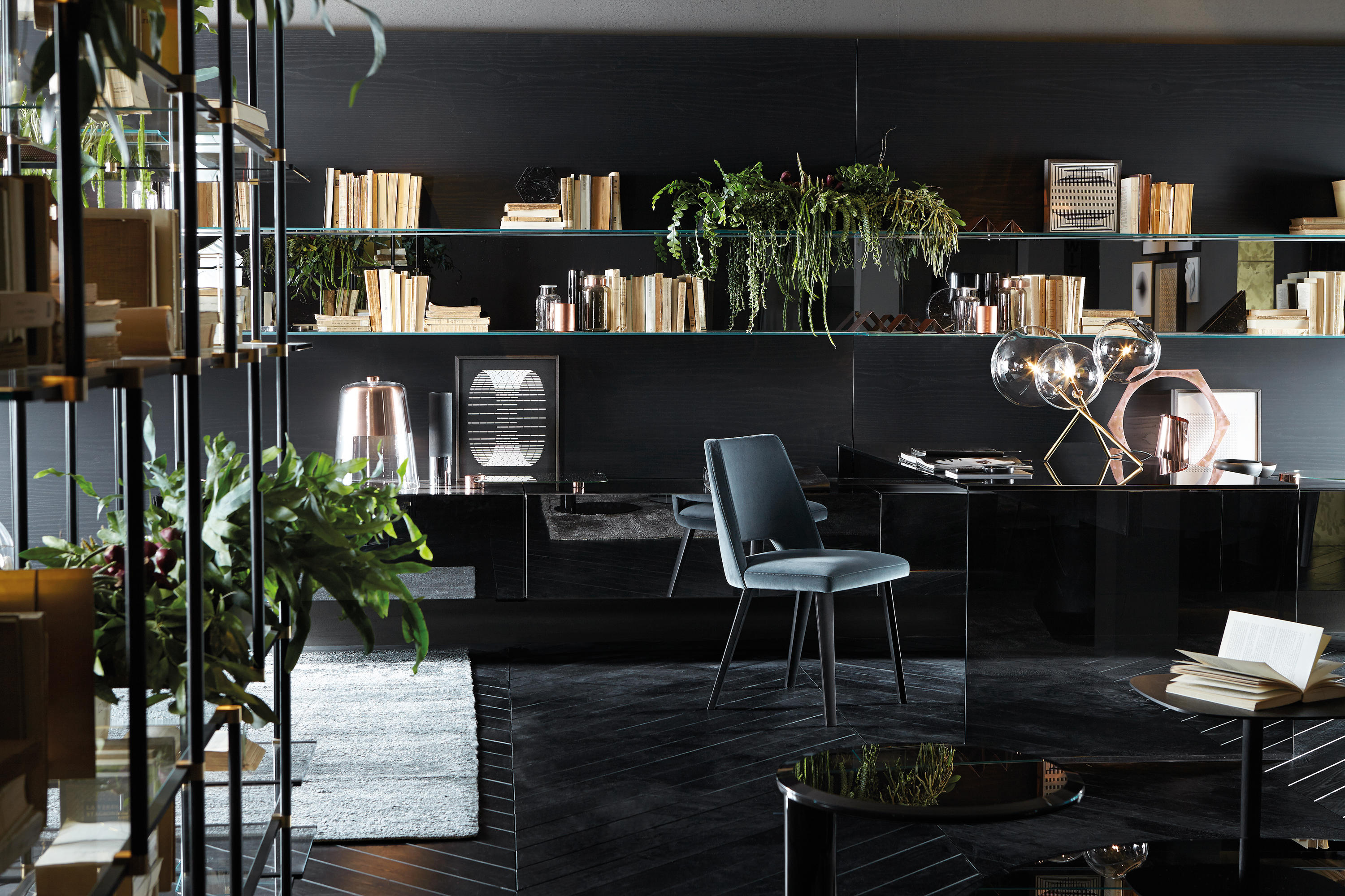 thea chairs from gallotti radice architonic. Black Bedroom Furniture Sets. Home Design Ideas