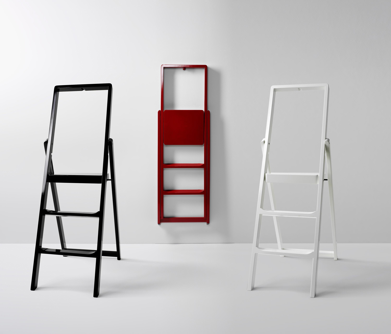step stepladder library ladders from design house. Black Bedroom Furniture Sets. Home Design Ideas