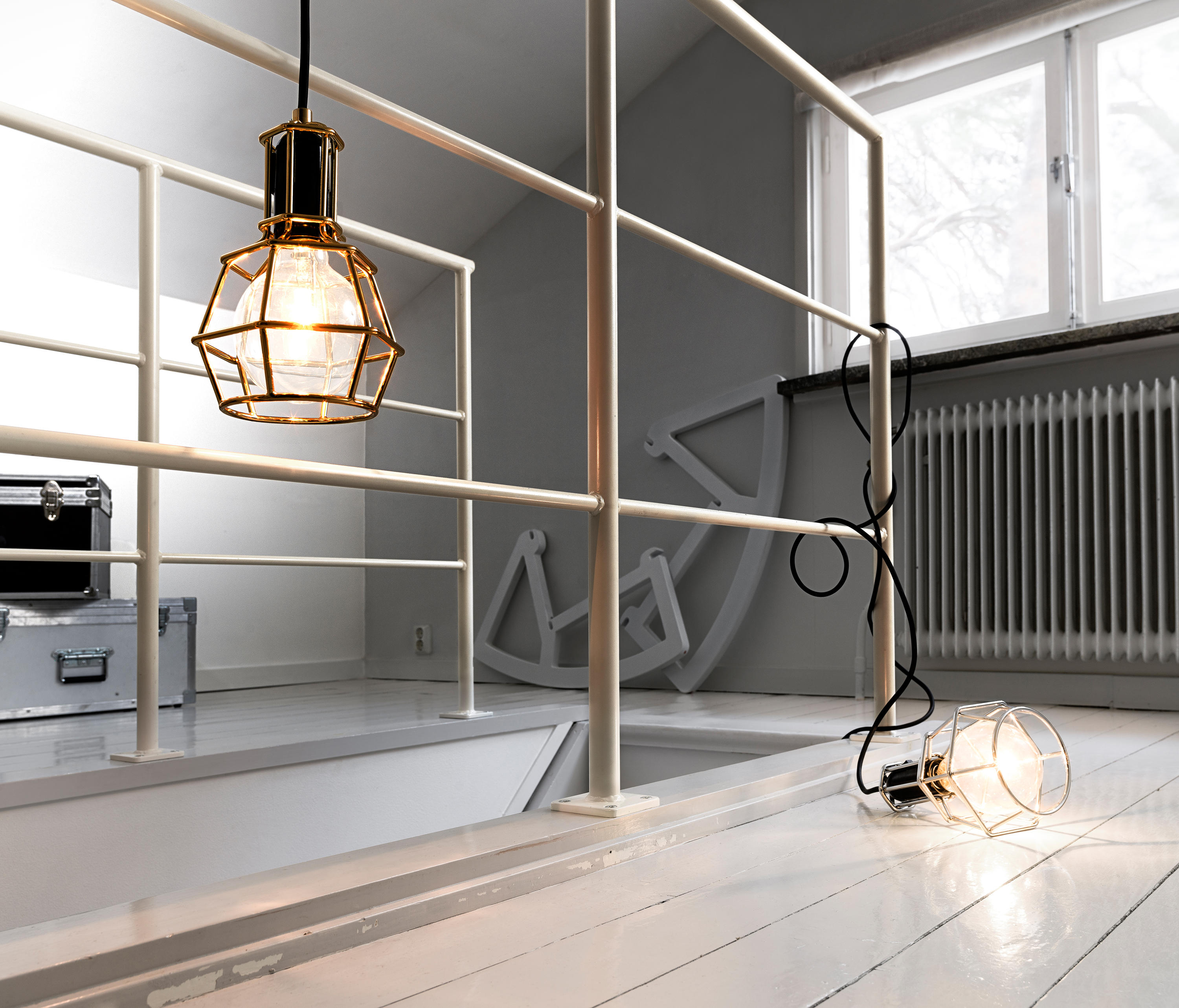 work lamp general lighting from design house stockholm architonic. Black Bedroom Furniture Sets. Home Design Ideas