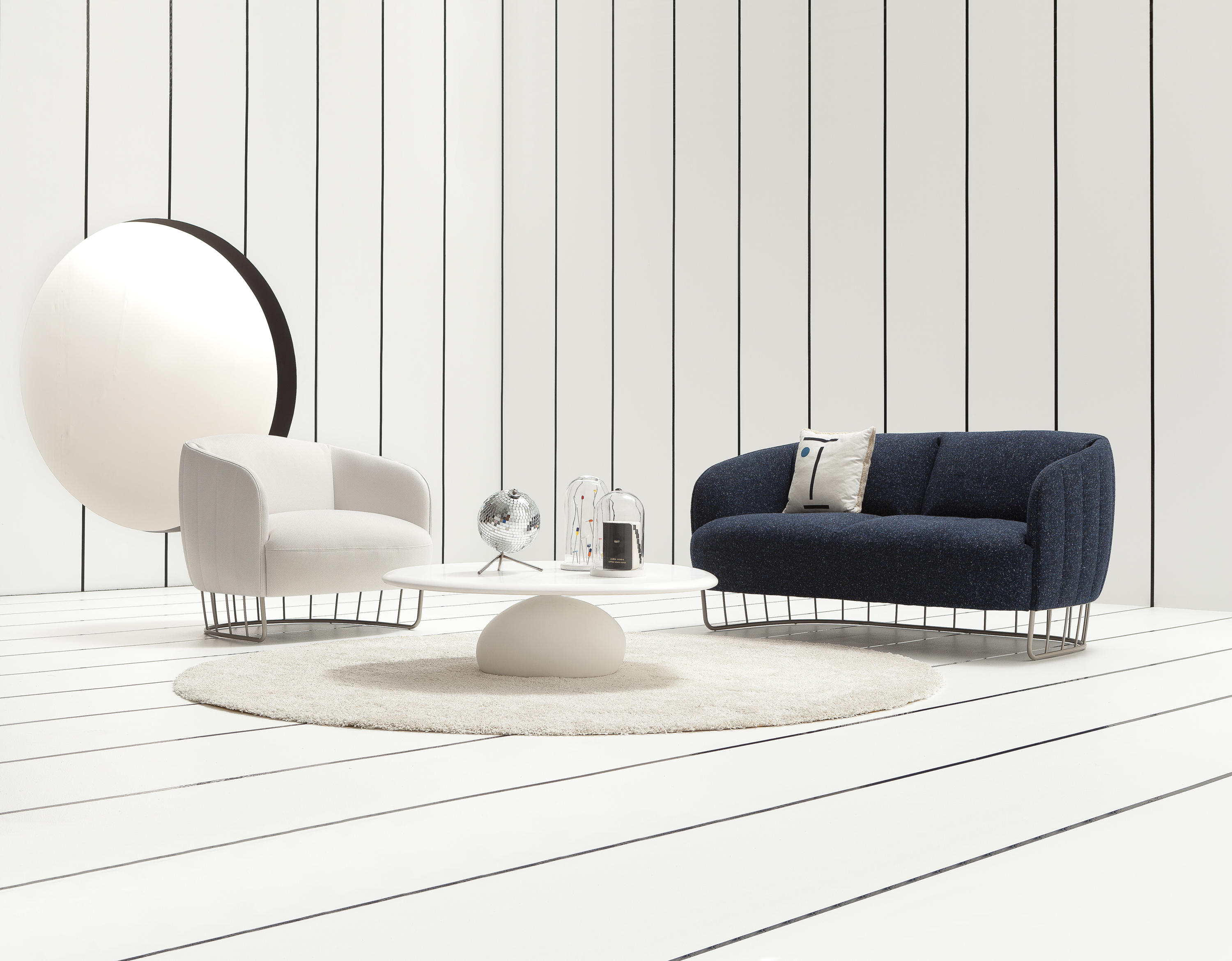 Tonella armchairs from sancal architonic - Sofas sancal ...