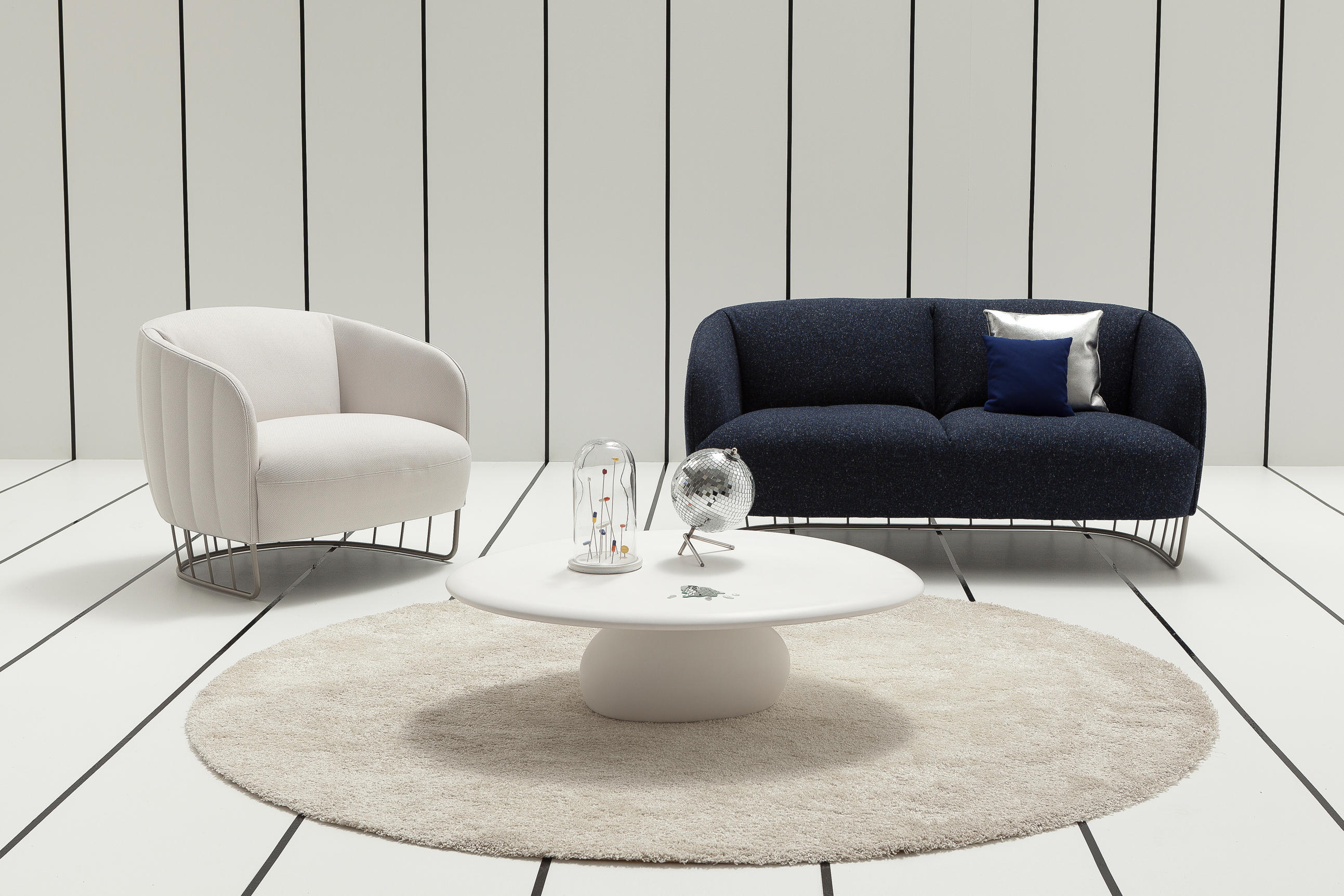 Tonella Armchairs From Sancal Architonic