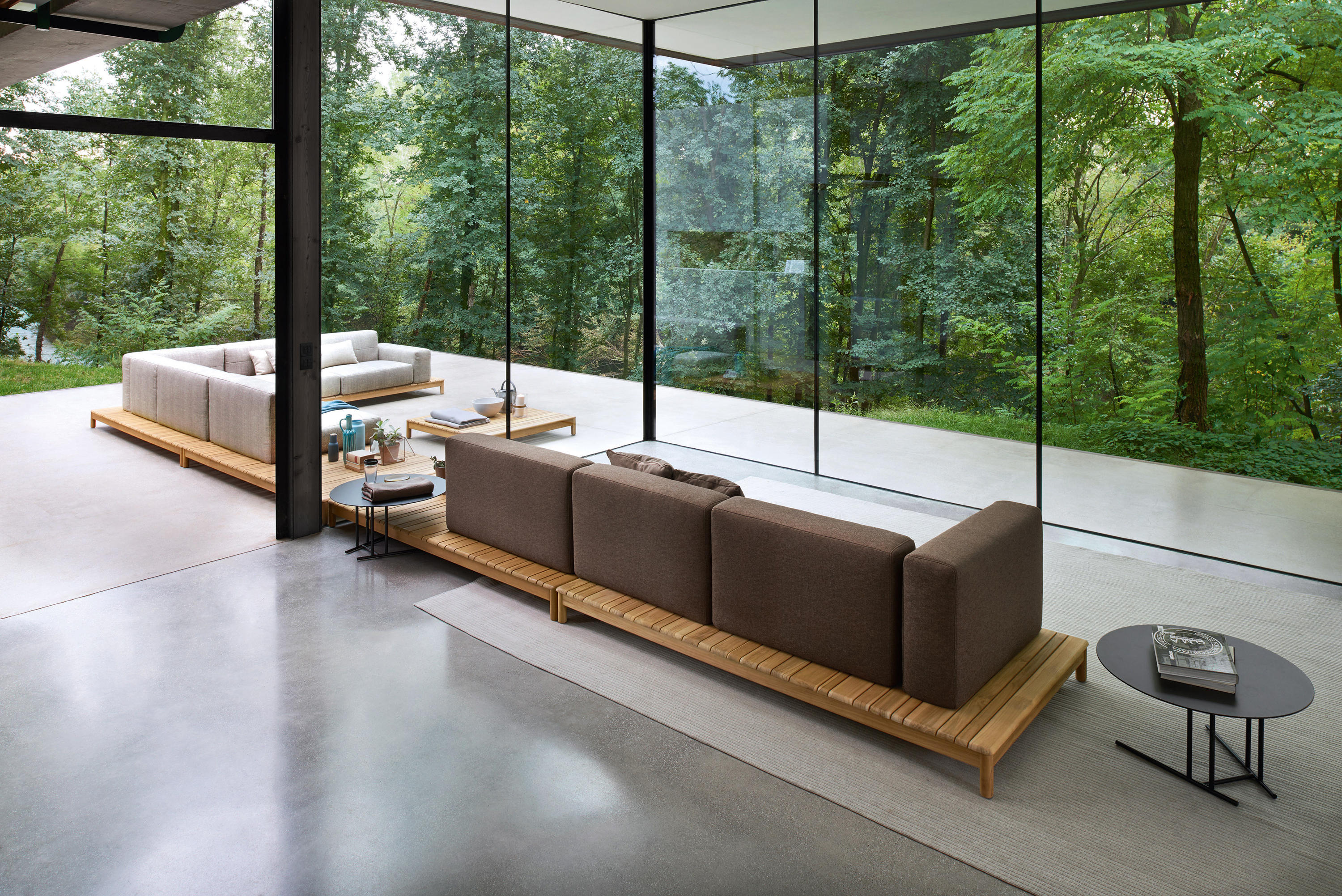 BARCODE MODULAR SOFA - Sofas from Varaschin | Architonic